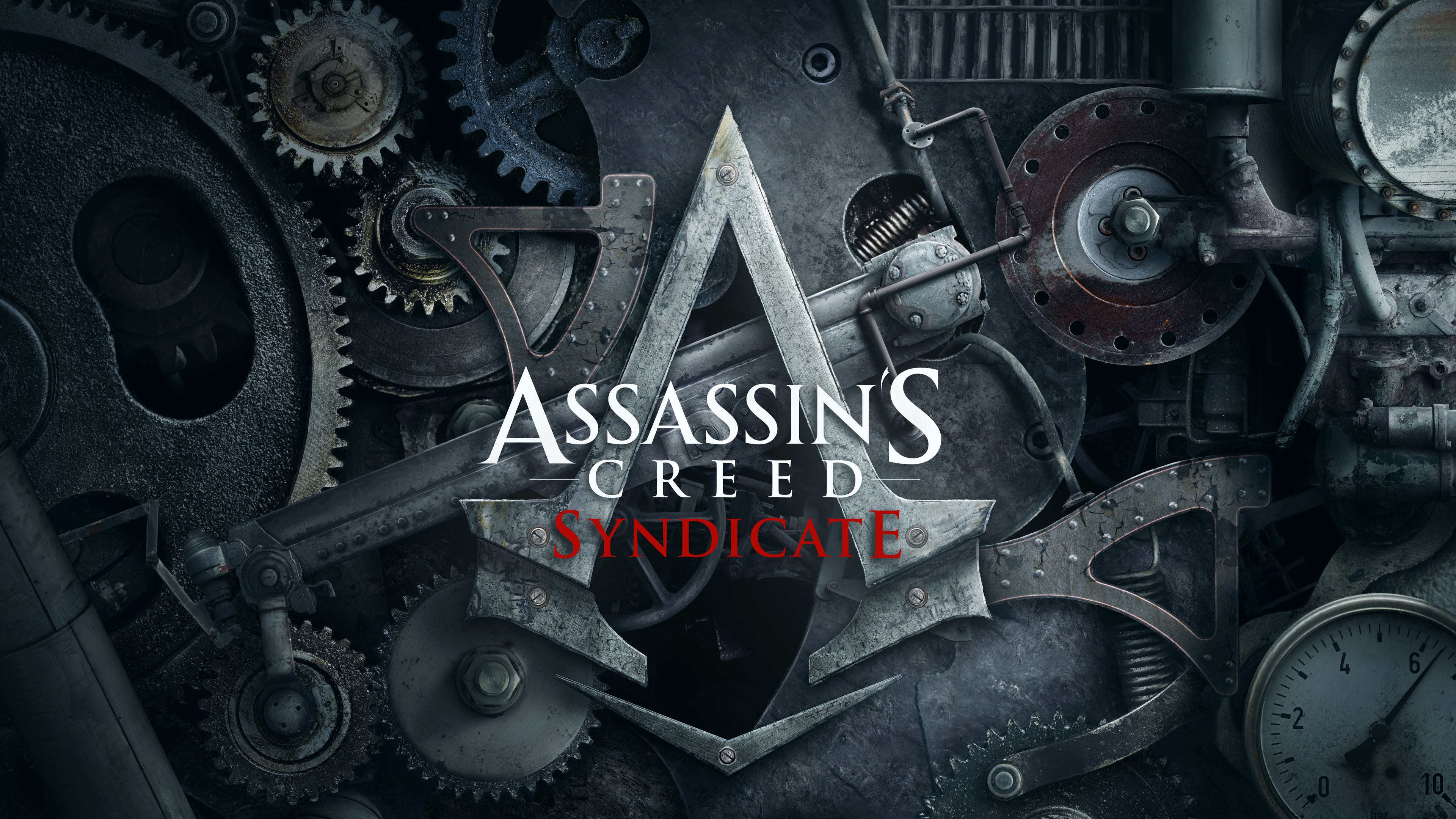 Assassin S Creed Syndicate Logo Wallpapers In Jpg Format For Free