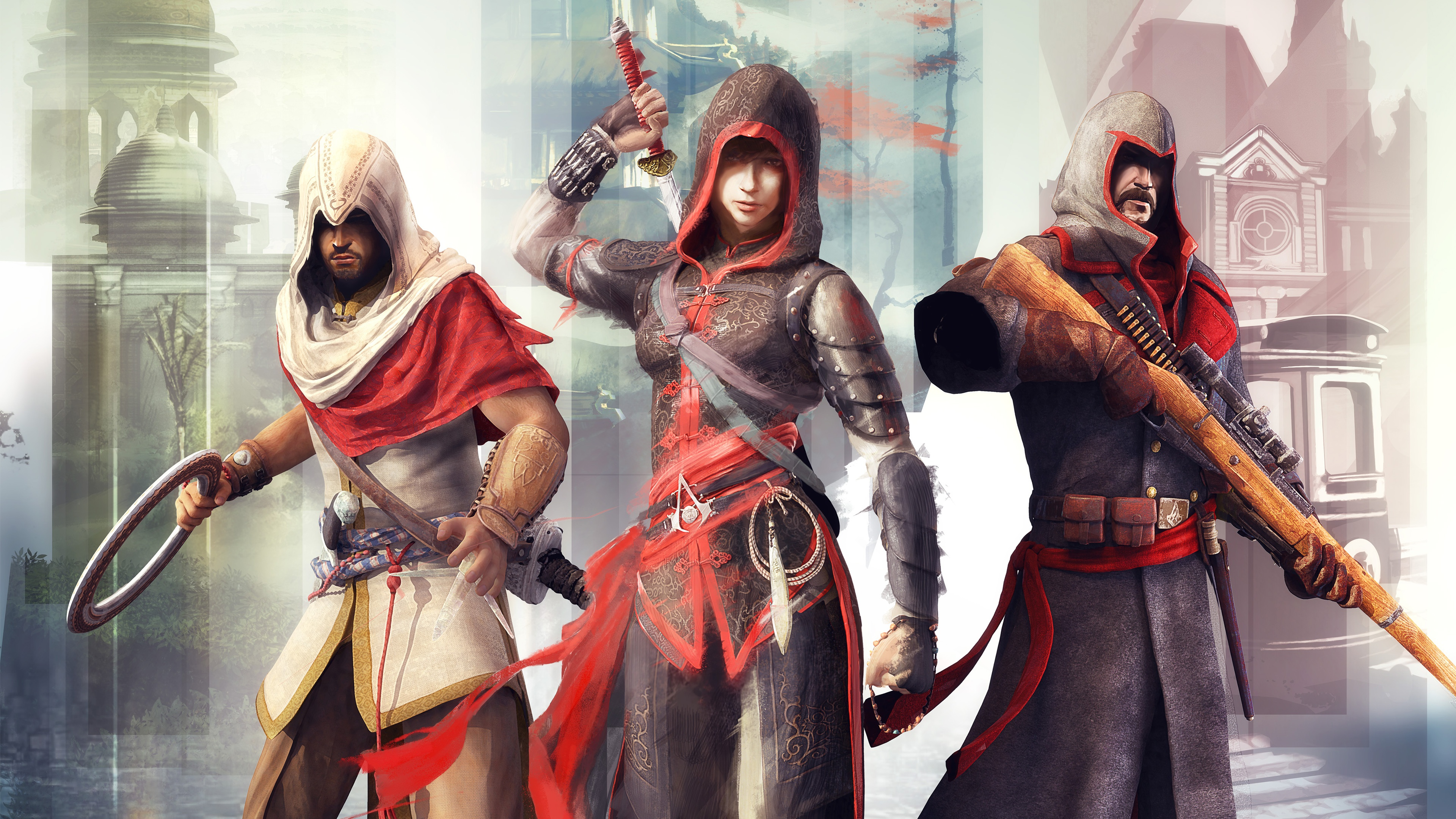 Assassins Creed Chronicles China Wallpapers In Jpg Format For Free