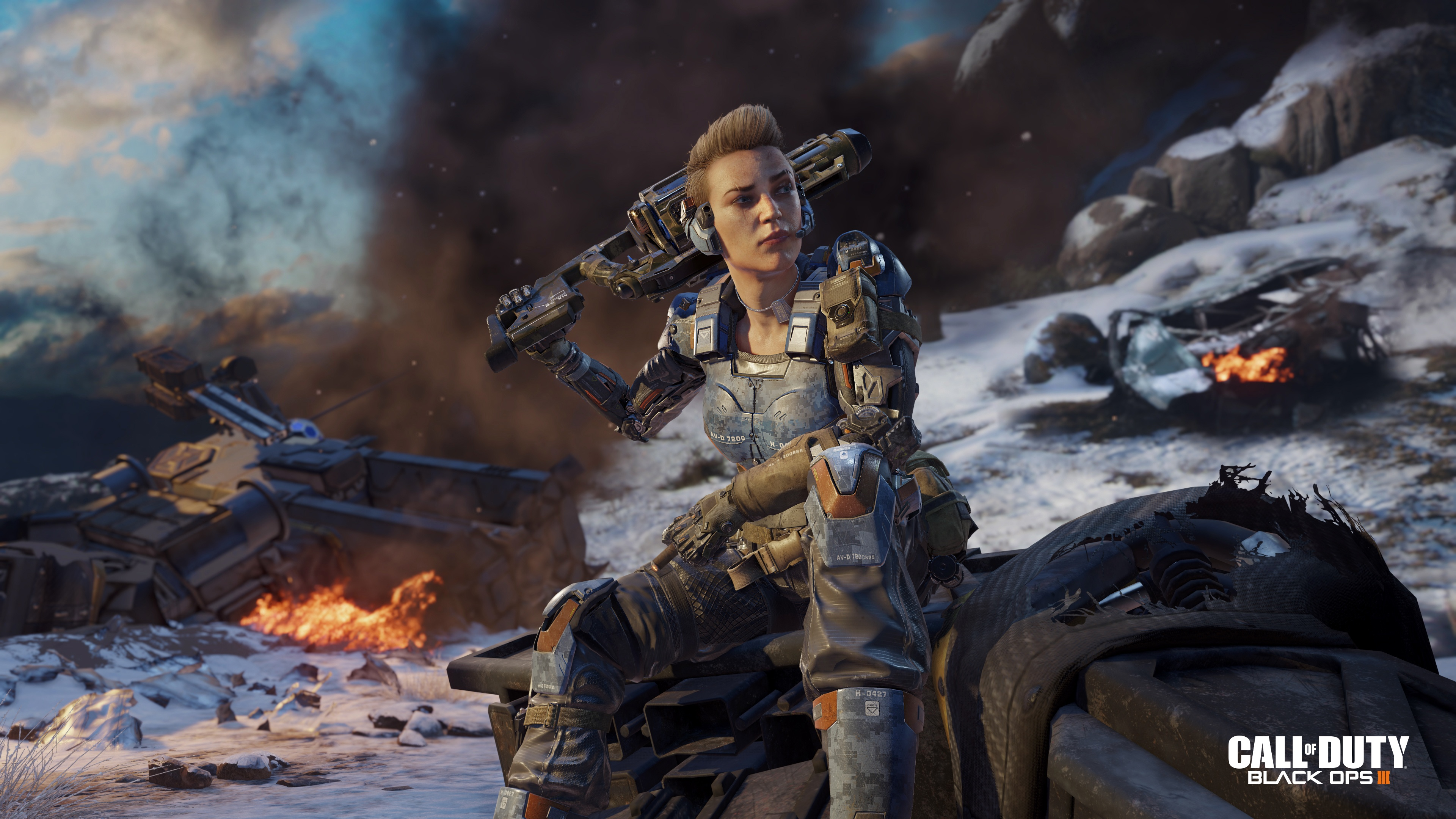 Call Of Duty Black Ops 3 Specialist Battery Wallpapers In Jpg Format For Free Download