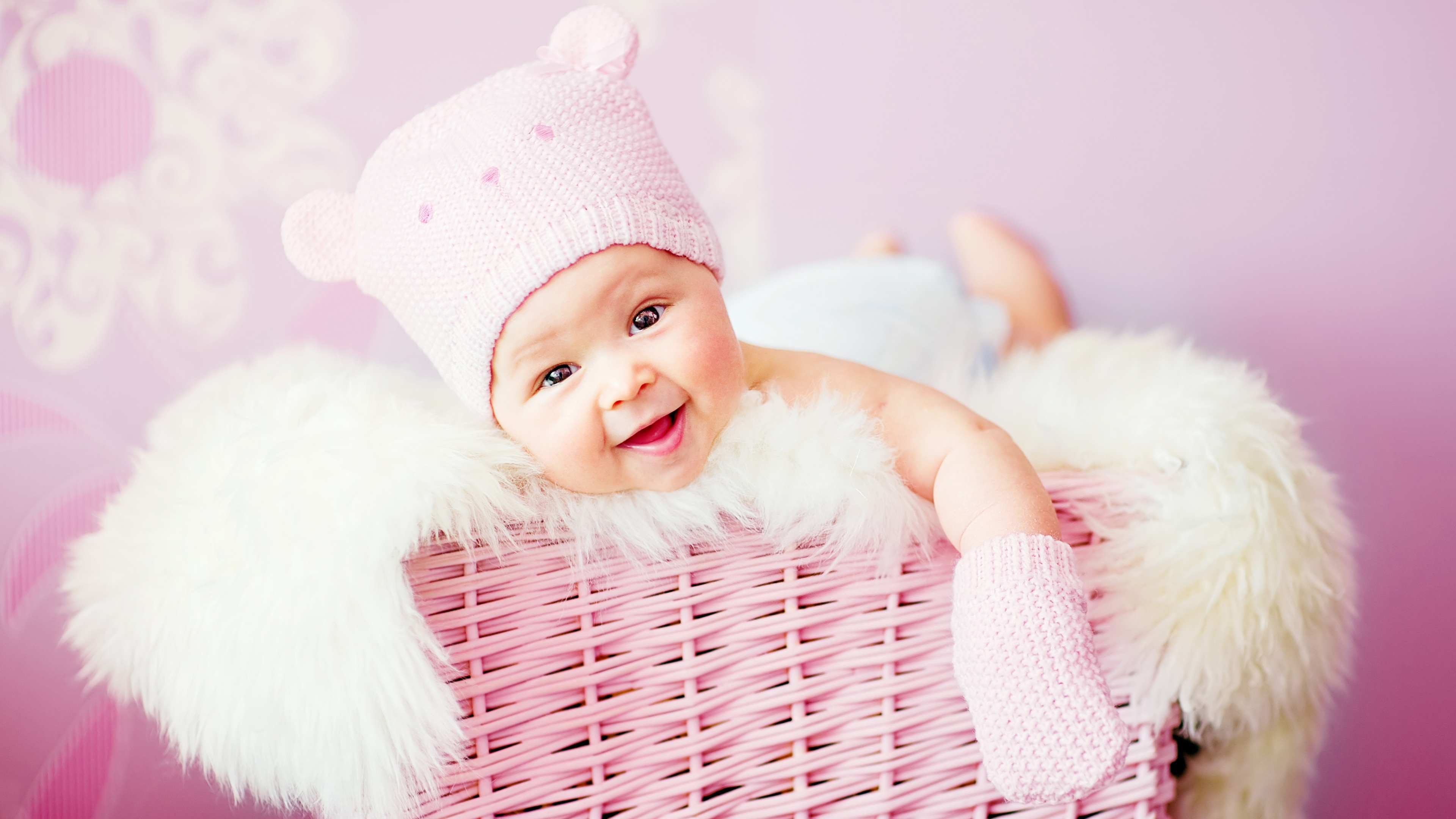 cute laughing baby wallpapers in jpg format for free download