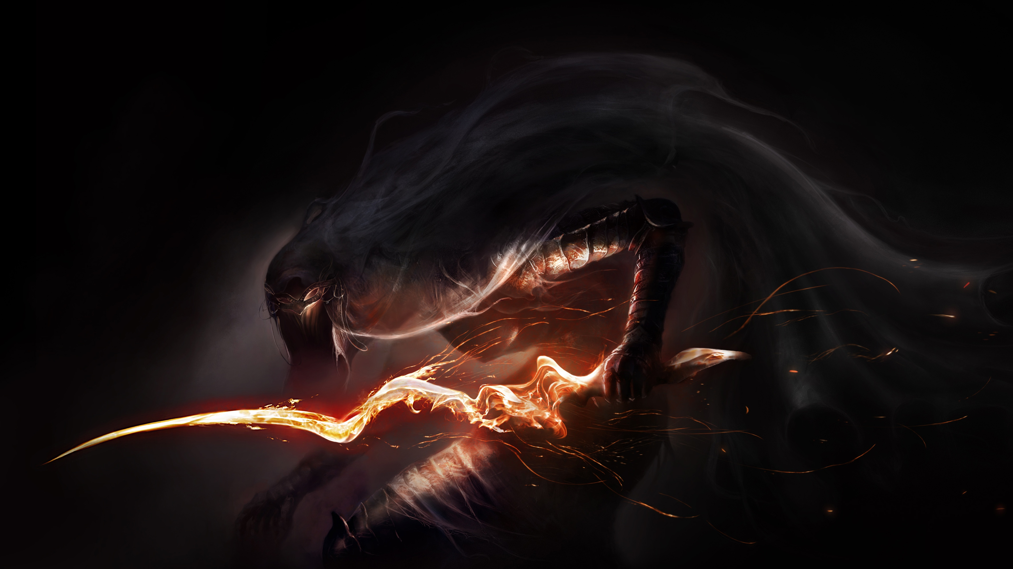 Dark Souls Iii Monster Concept Wallpapers In Jpg Format For Free