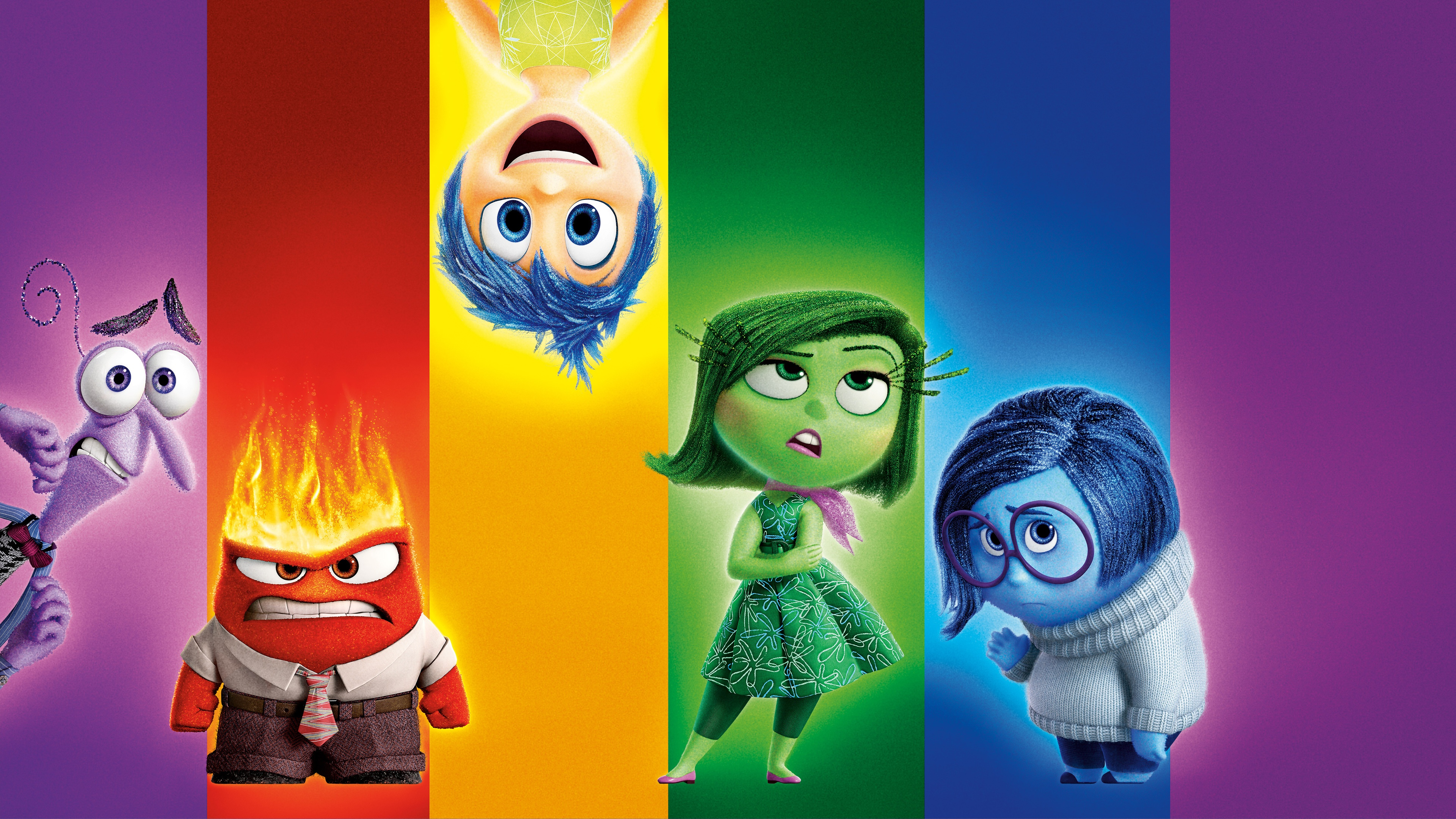 Inside Out 2015 Wallpapers In Jpg Format For Free Download