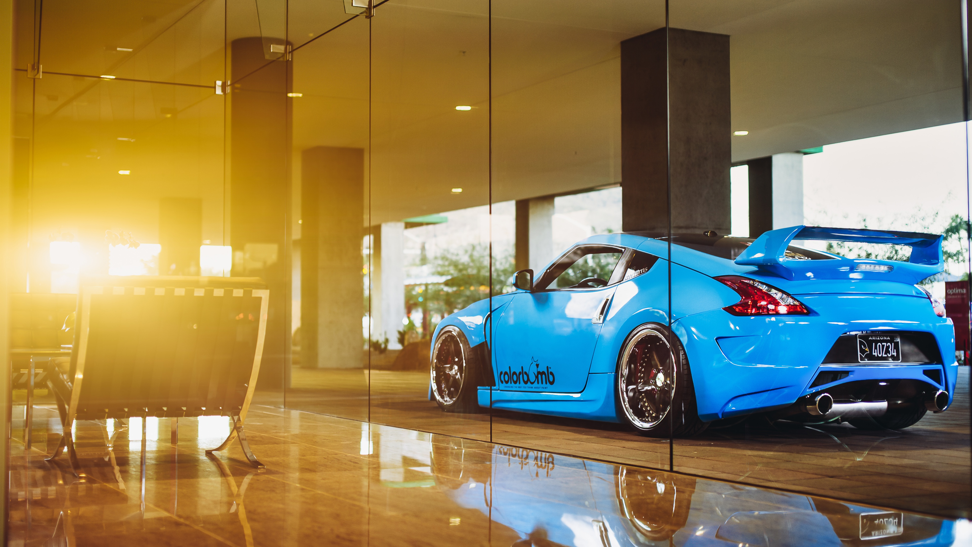 Nissan Z Wallpaper Widescreen
