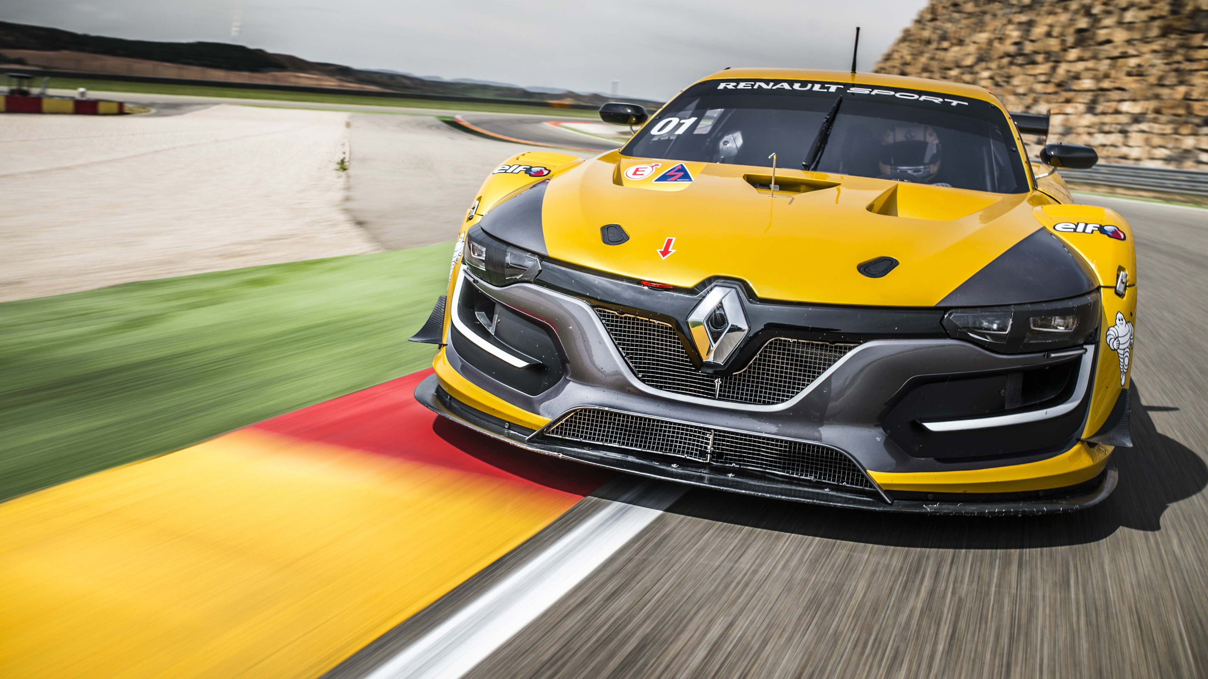 Renault Sport Rs Racing Car Wallpapers In Jpg Format For Free Download