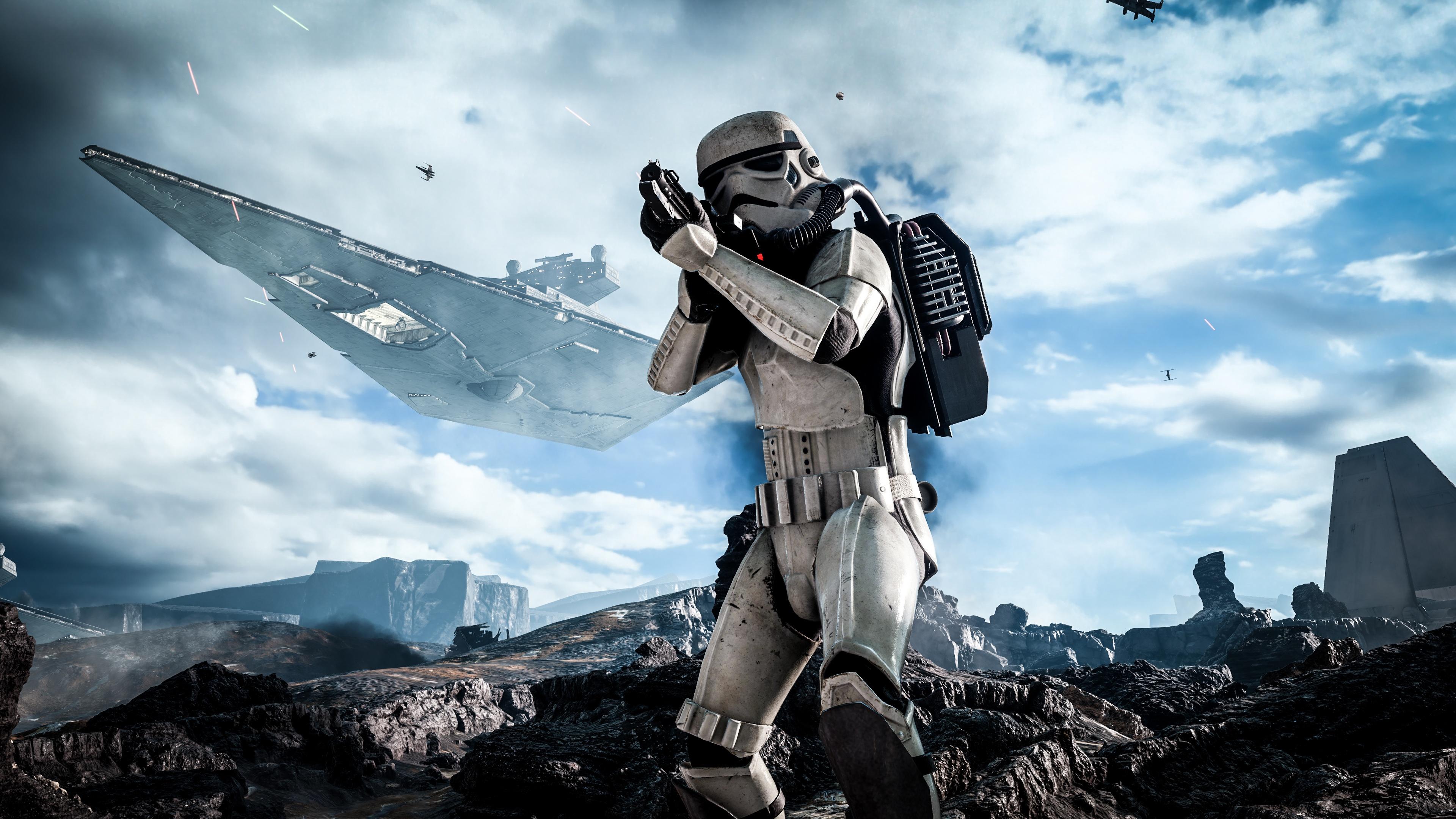 Star Wars Battlefront Stormtrooper Wallpapers In Jpg Format For Free