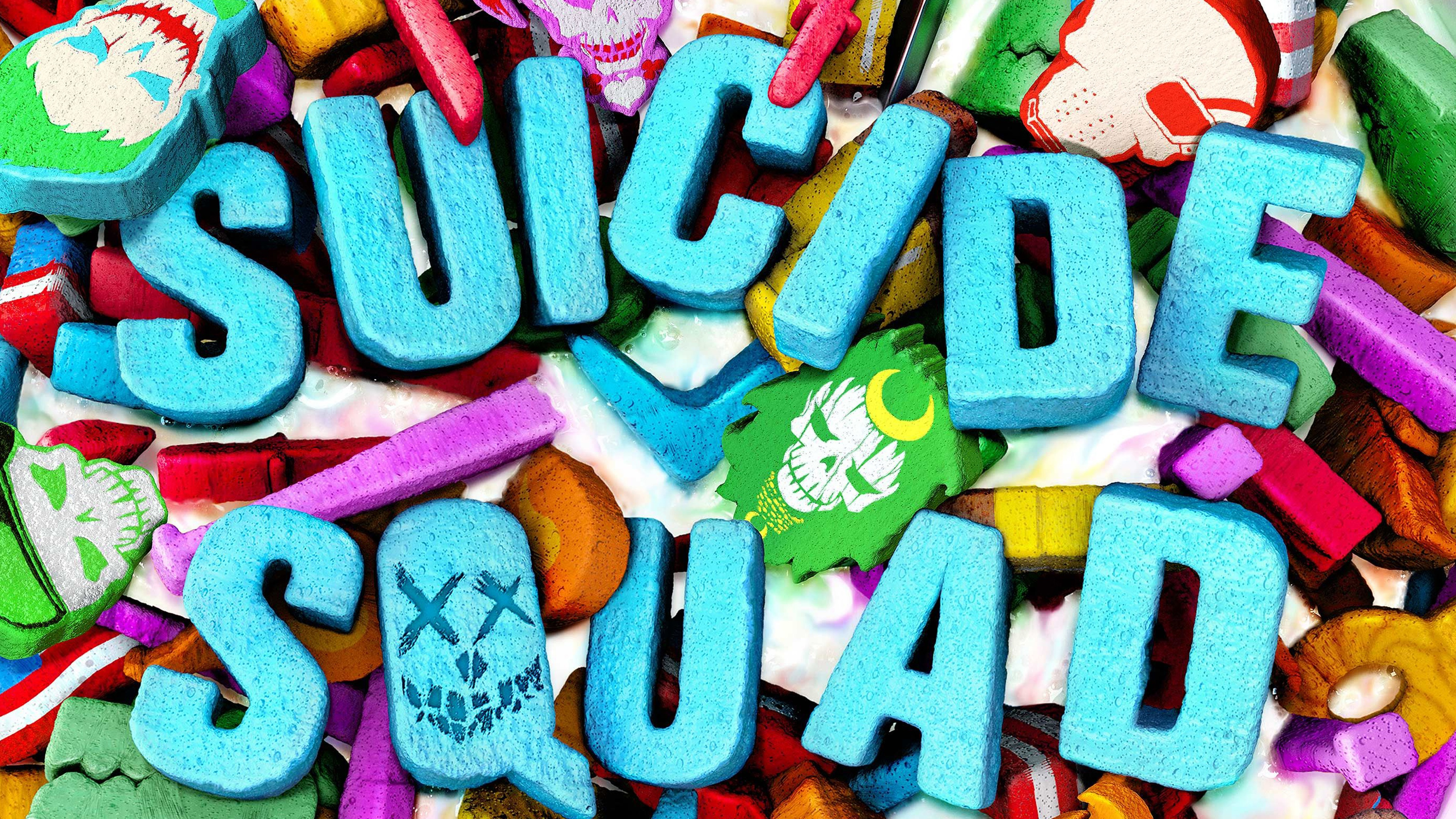 Suicide Squad 4k Wallpapers In Jpg Format For Free Download