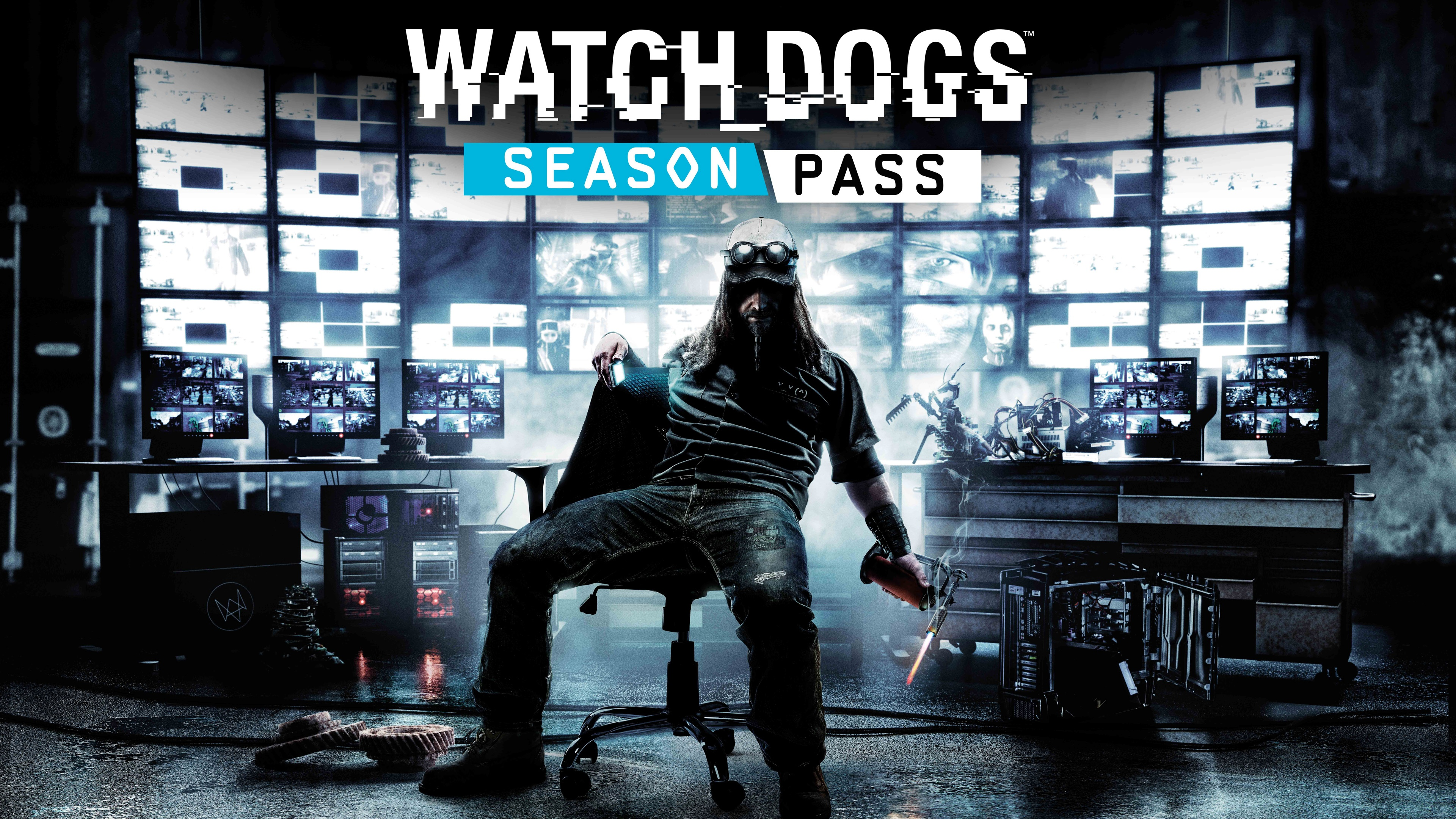 Watch dogs season pass wallpapers in jpg format for free download 25601600 28801800 38402160 voltagebd Images