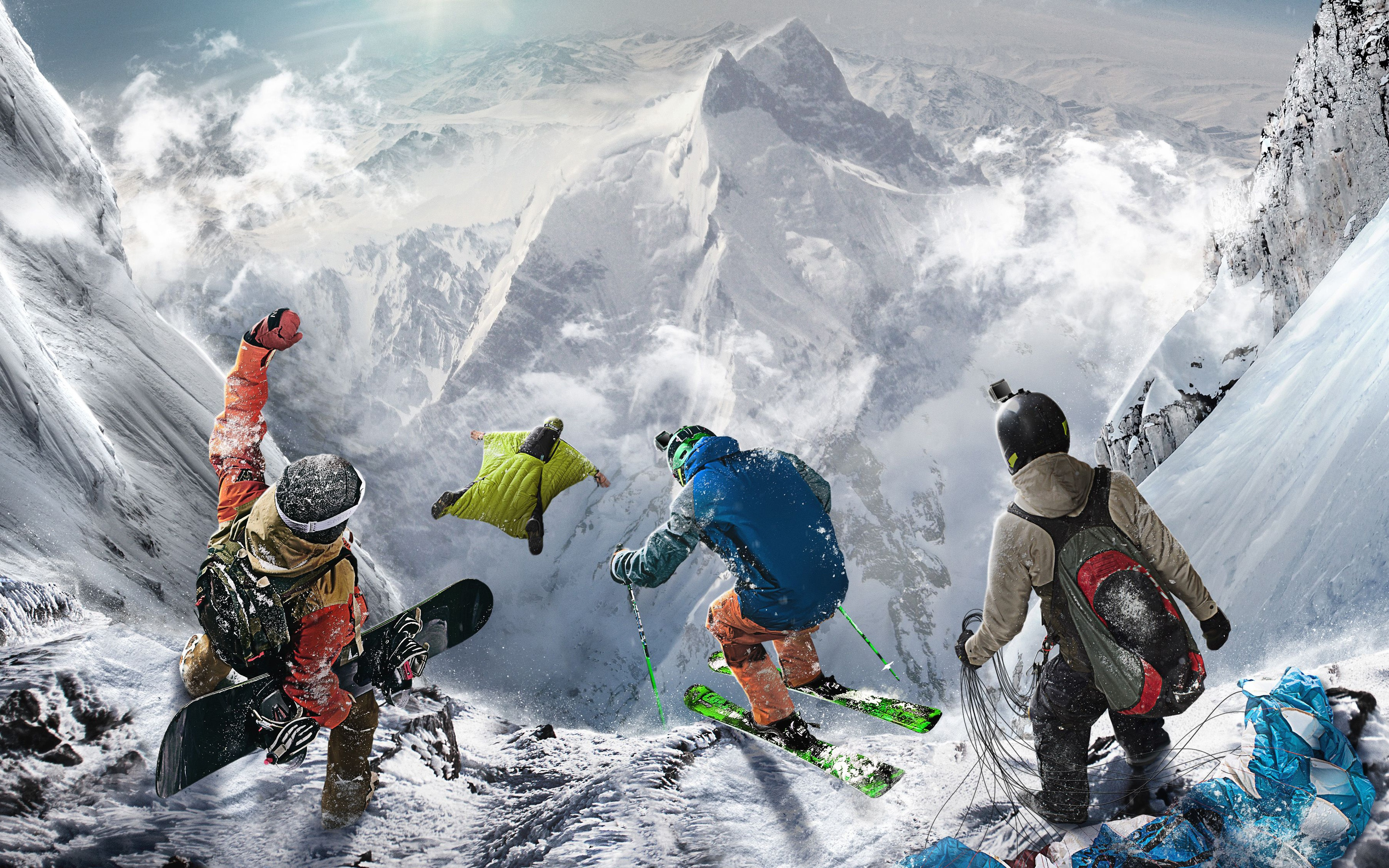 Steep Extreme Sport Game 4k Wallpapers In Jpg Format For Free Download