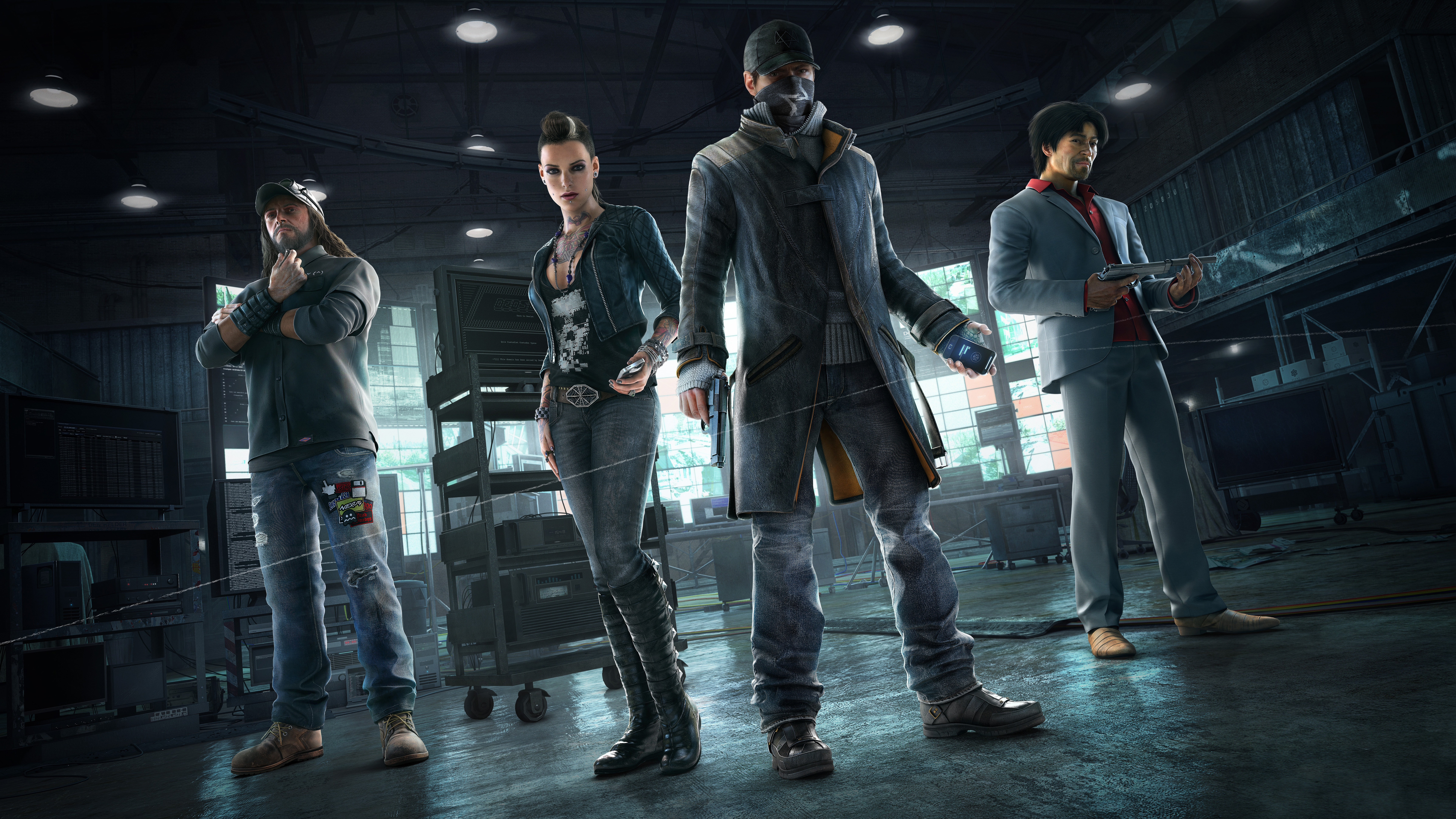 Watch Dogs 2 Wallpapers In Jpg Format For Free Download