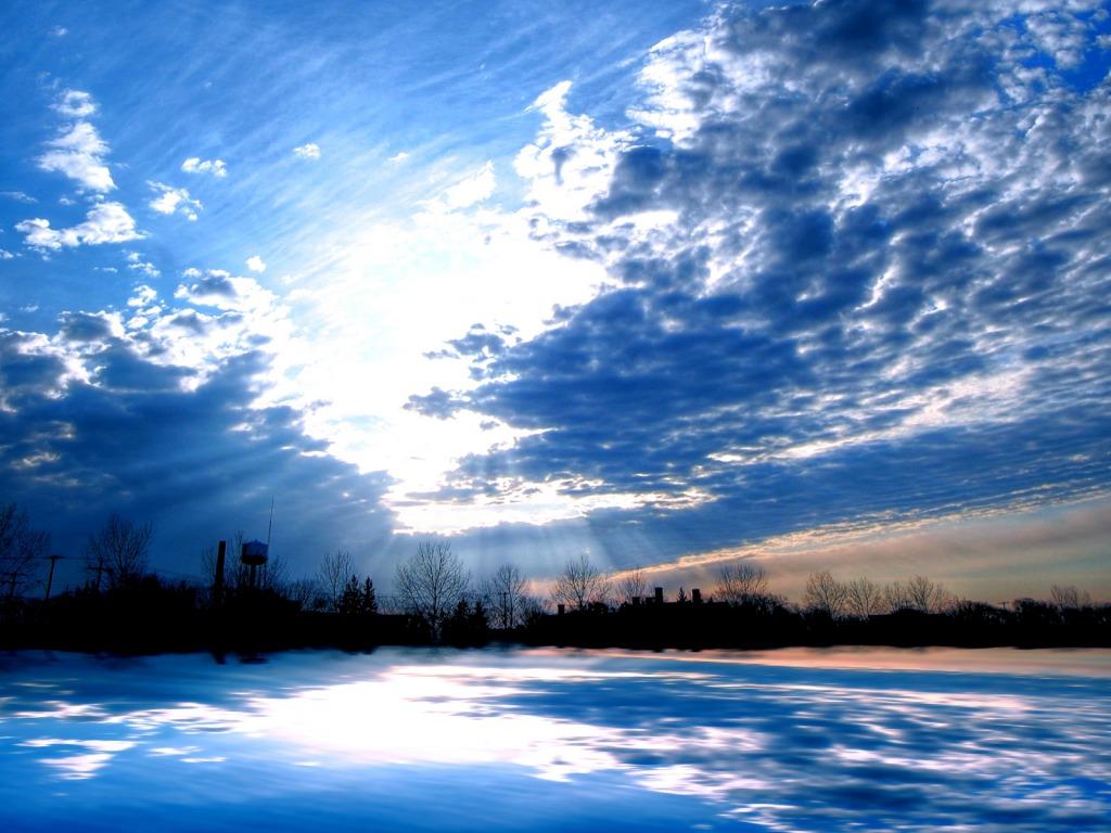 Monday morning wallpaper photo manipulated nature - Monday wallpaper ...