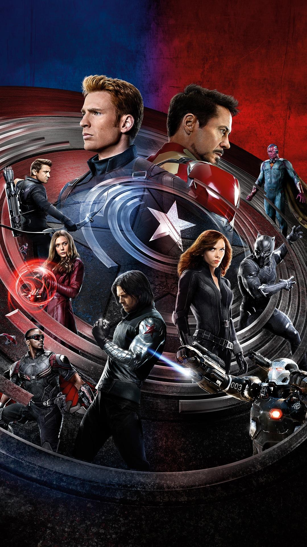 Captain America: Civil War ( ) | Cast, & Characters