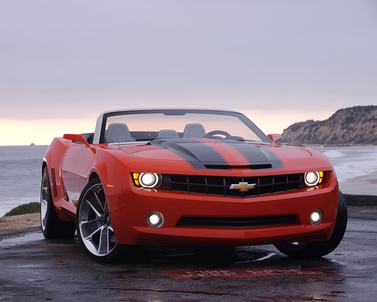 Camaro Convertible Wallpaper Chevrolet Cars Wallpapers in jpg format for free download