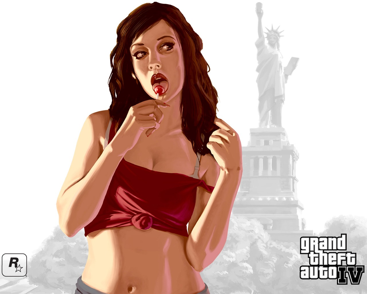 Image Result For Gta Niko Bellic And His Girl Wallpaper Gta Iv Games Wallpapers