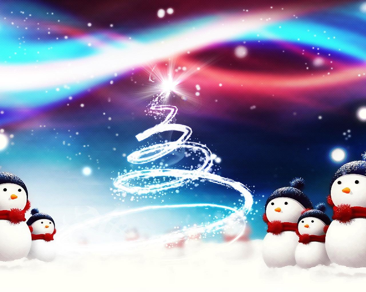 Christmas Magic Hd Wallpapers: Magic Christmas Wallpaper Christmas Holidays Wallpapers In