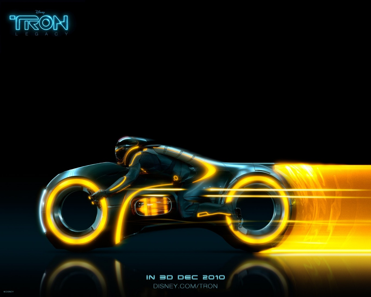 Wallpaper 3d Bike Tron Legacy Download: Tron Legacy Lightcycle Wallpapers In Jpg Format For Free