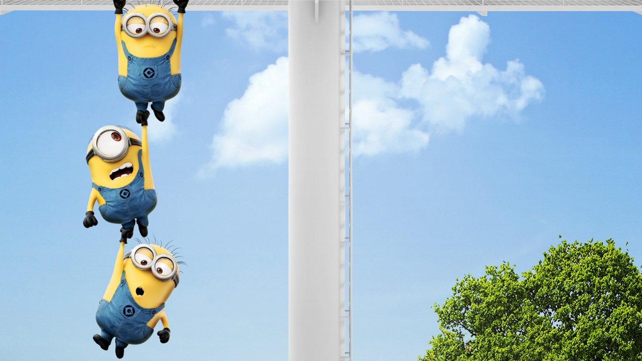 2013 despicable me 2 minions wallpapers in jpg format for - Despicable minions wallpaper ...