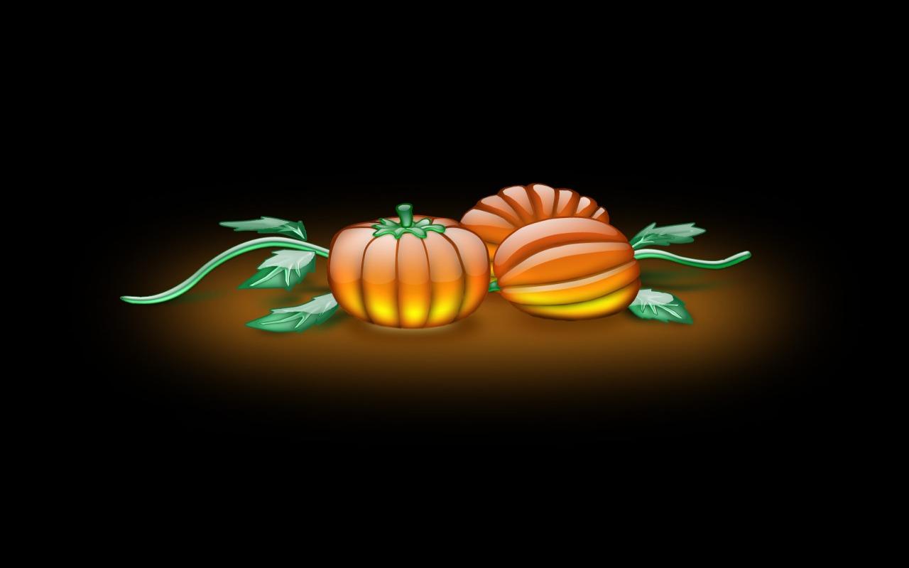 3d pumpkin wallpaper - photo #6