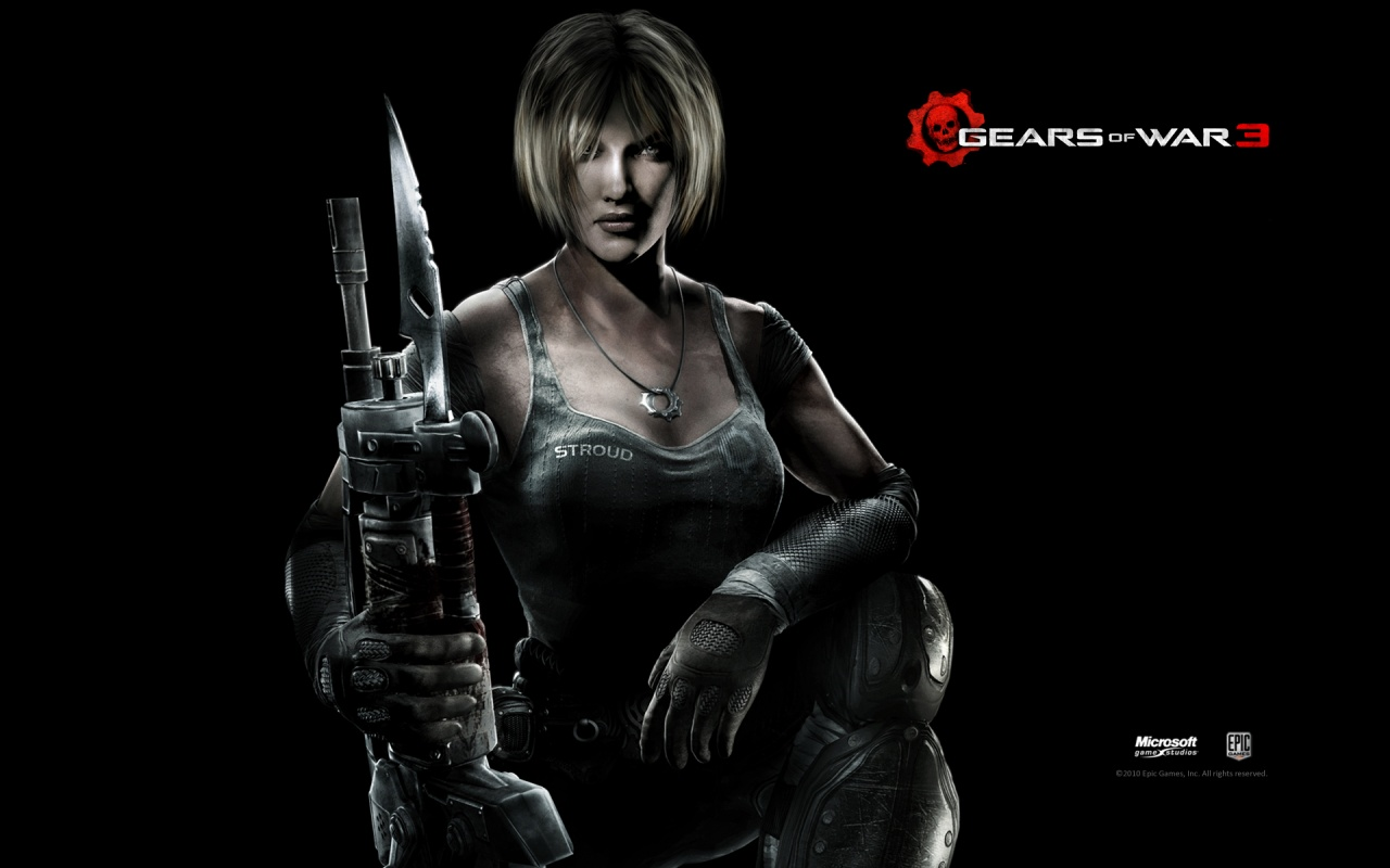Gears Of War 3 Game 2011 Wallpapers In Jpg Format For Free