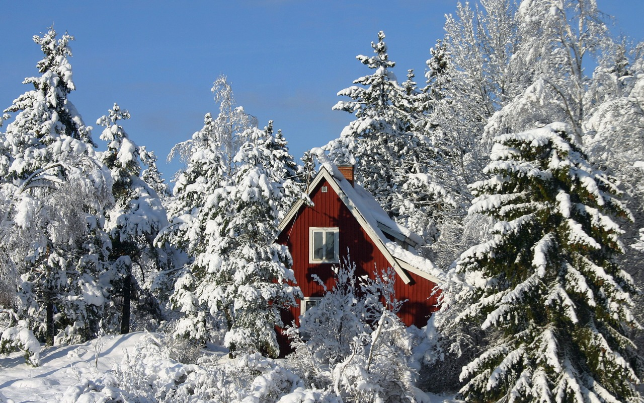 Winter in sweden wallpaper winter nature wallpapers in jpg for Paesaggi bellissimi per desktop