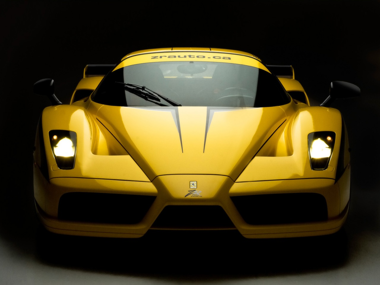 Cars Wallpapers: Edo Competition Ferrari Enzo XX Evolution Wallpaper