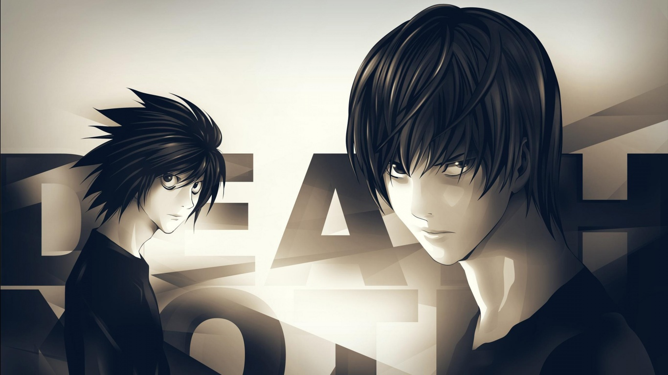 Death note anime wallpapers in jpg format for free download - Manga death note ...