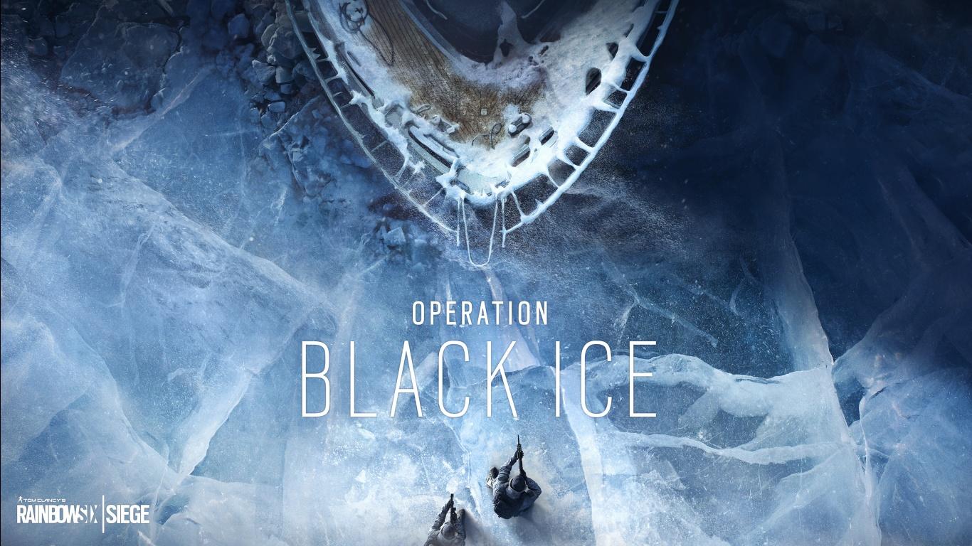 Rainbow Six Siege Operation Black Ice Wallpapers In Jpg