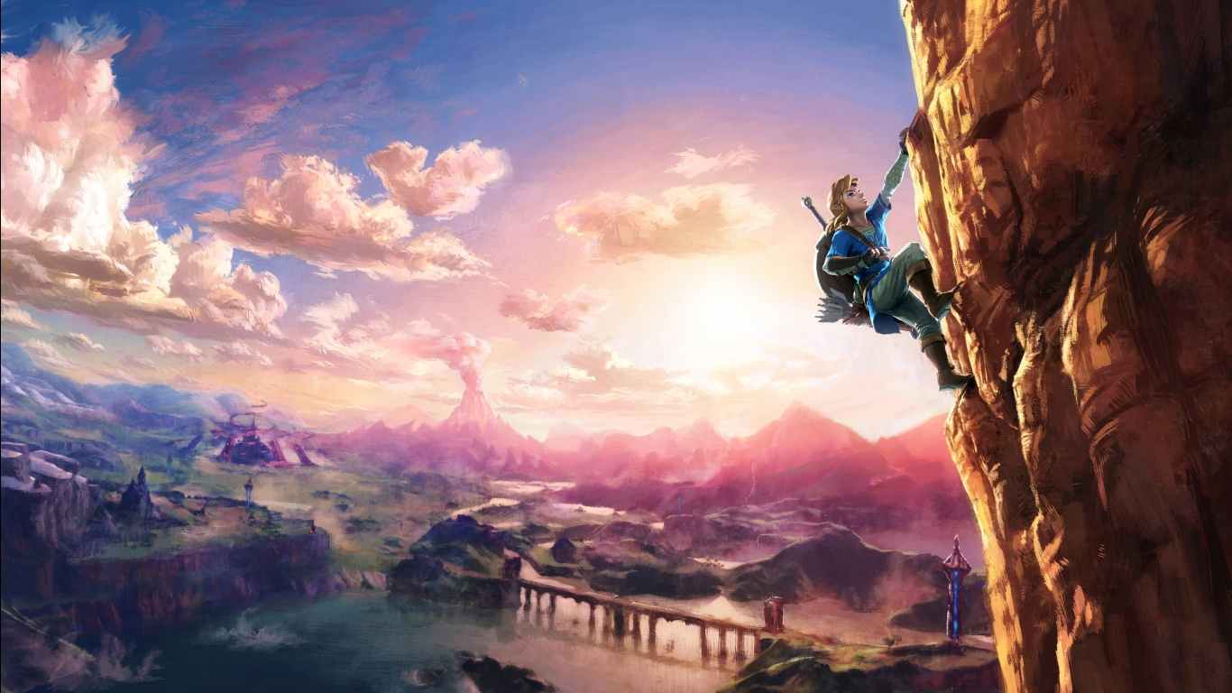 Breath Of The Wild Backgrounds: The Legend Of Zelda Breath Of The Wild 2017 Wallpapers In