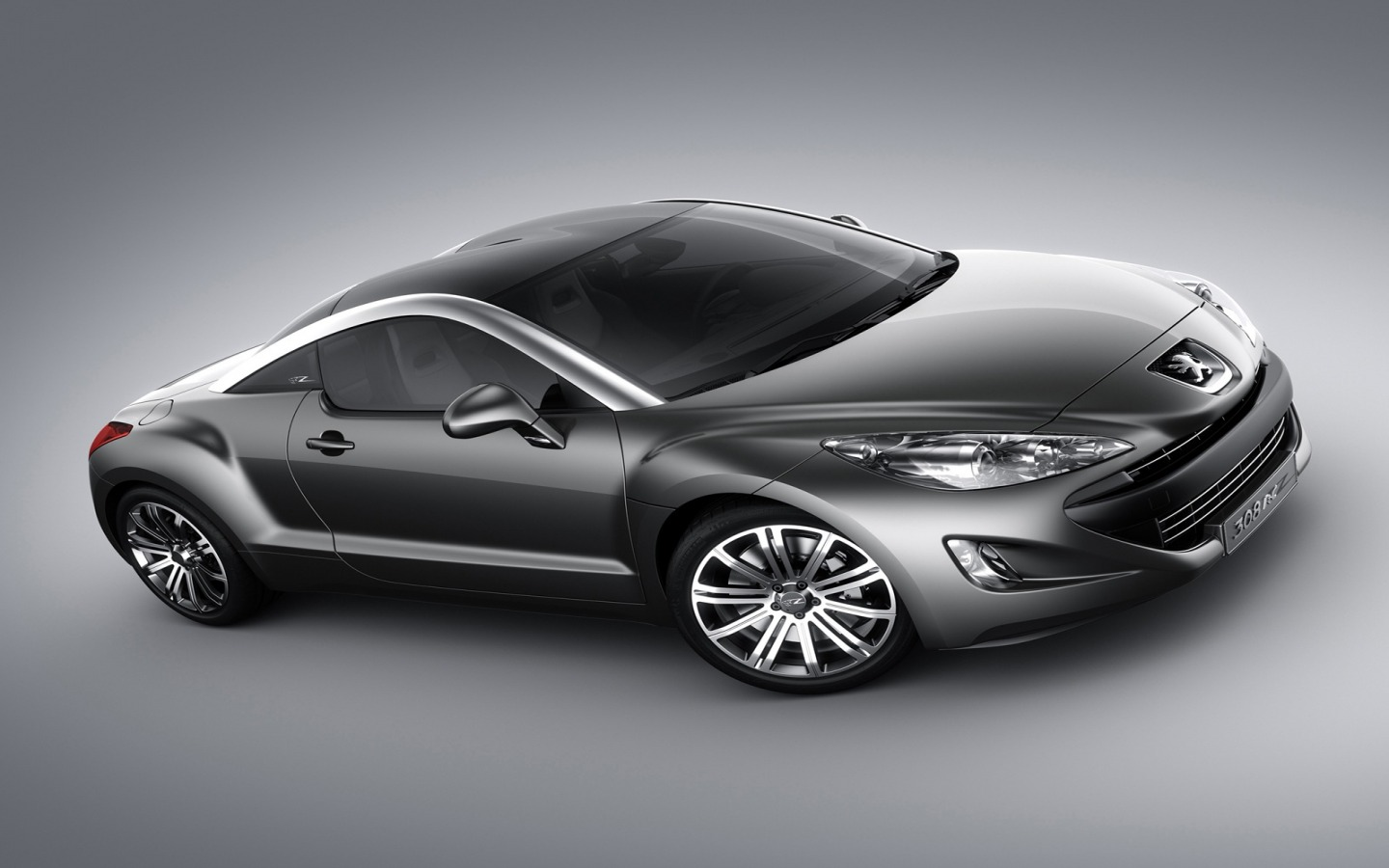 peugeot 308 rcz side and front wallpaper peugeot cars. Black Bedroom Furniture Sets. Home Design Ideas