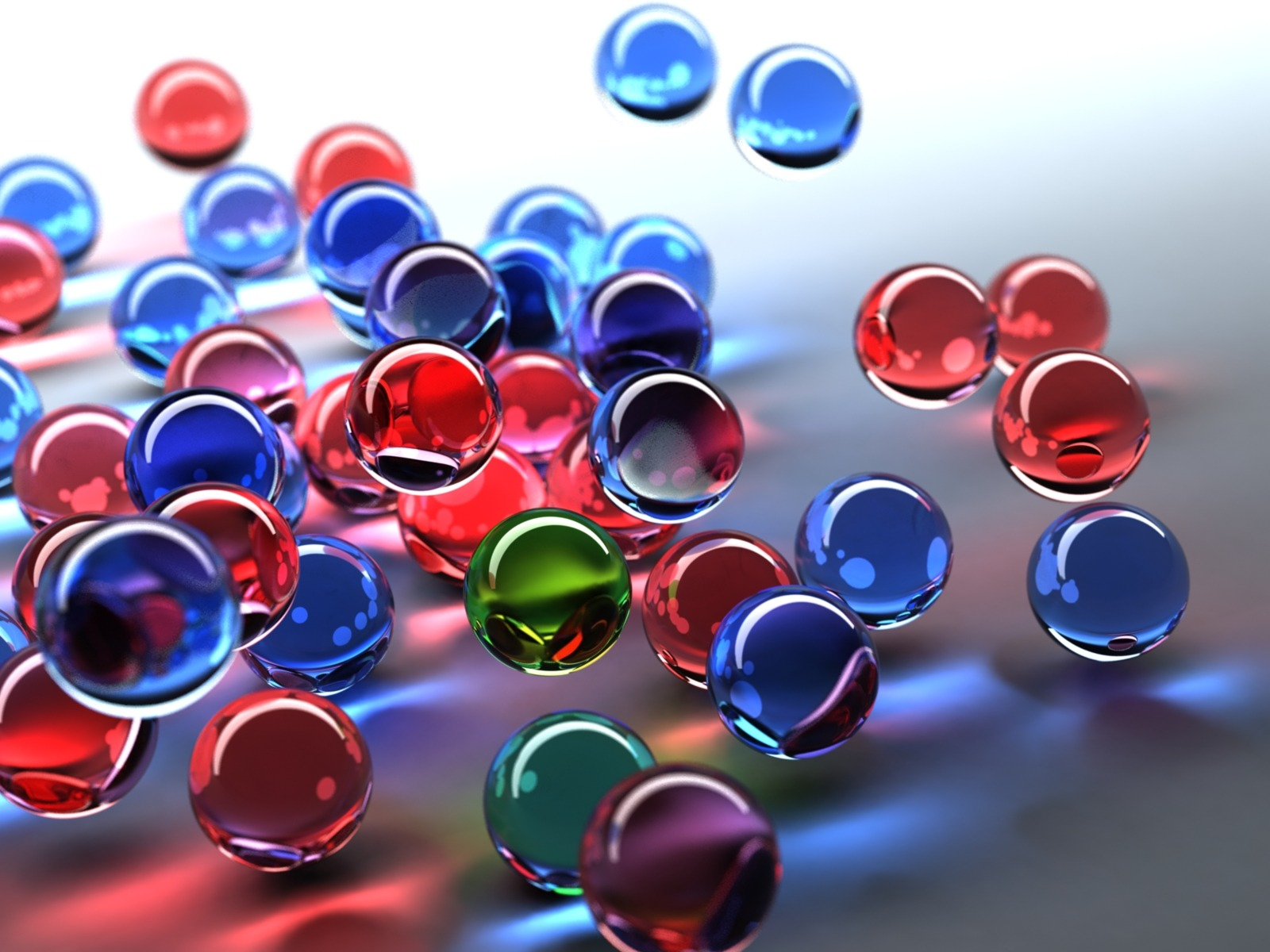 3d Bubbles Wallpaper: 3D Bubbles Wallpaper Abstract 3D Wallpapers In Jpg Format