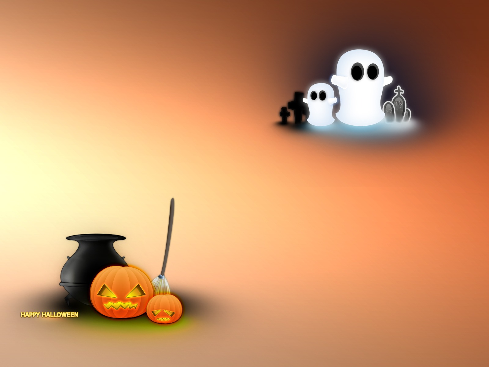 halloween templates ghost