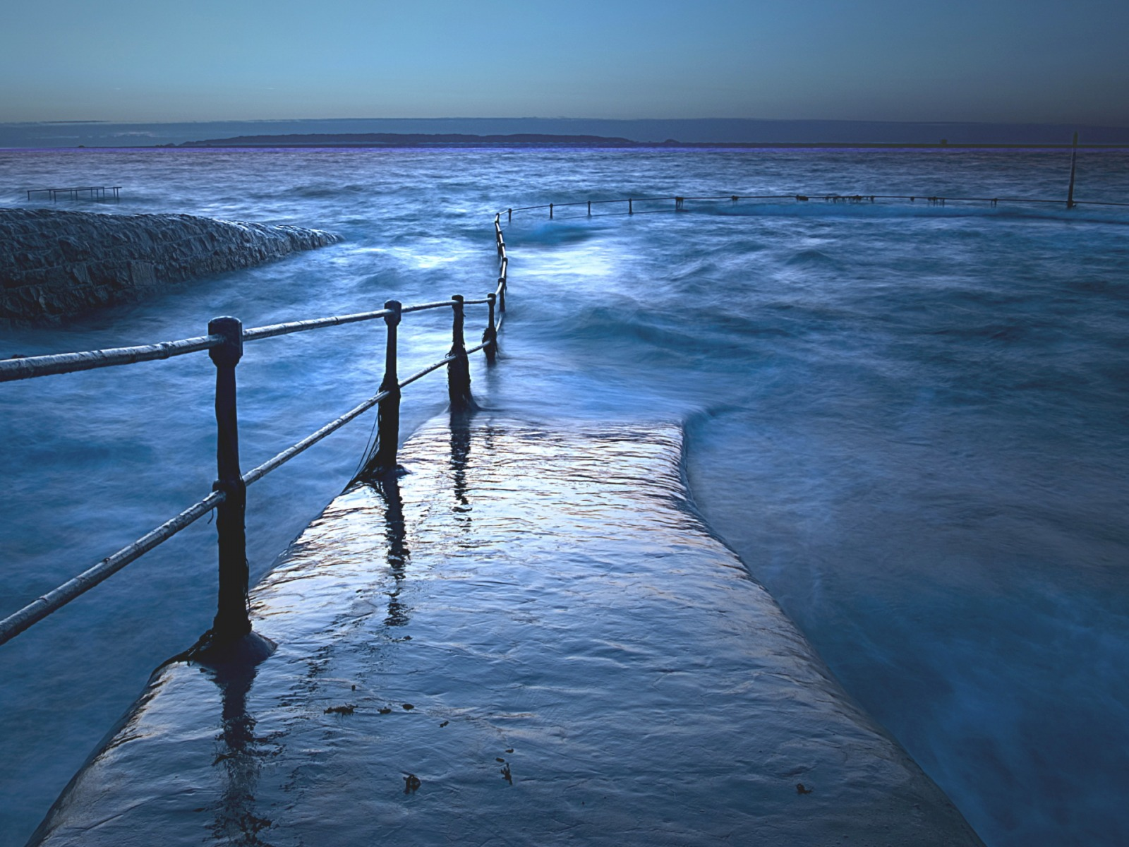 Sea Entry Wallpaper Landscape Nature Wallpapers In Jpg