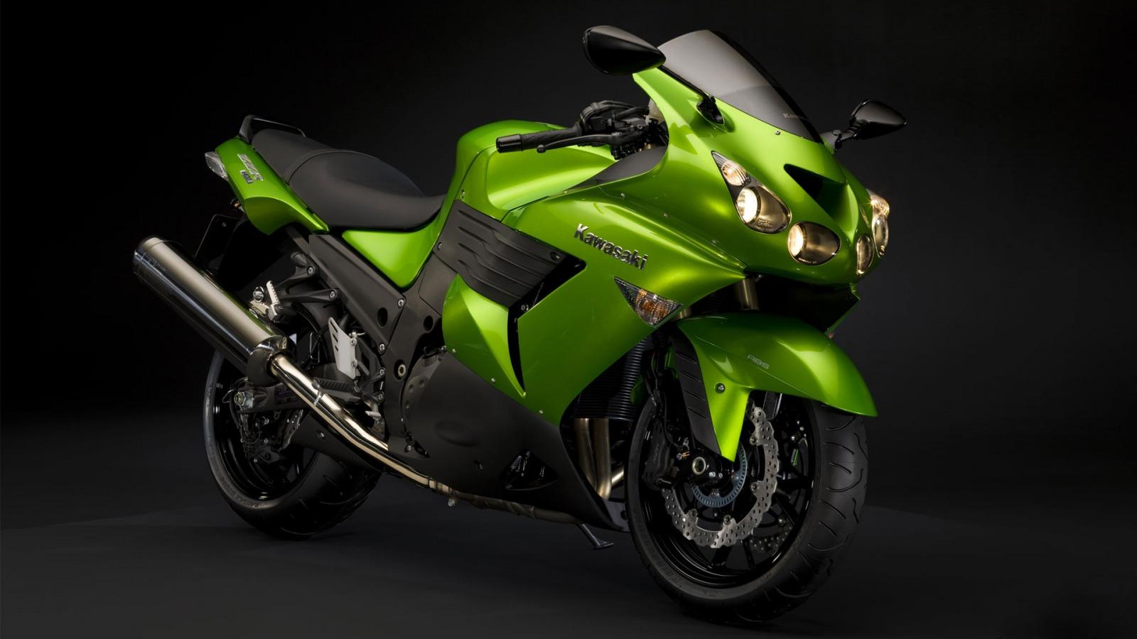 Insane Kawasaki Bike Hd Wallpaper: Kawasaki ZZR 1400 Wallpaper Kawasaki Motorcycles