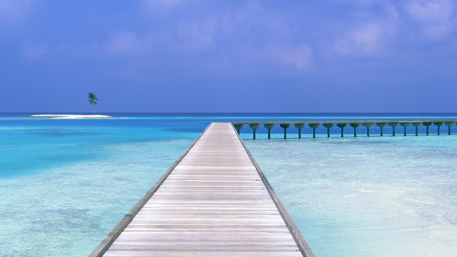 maldives dock wallpaper - photo #4