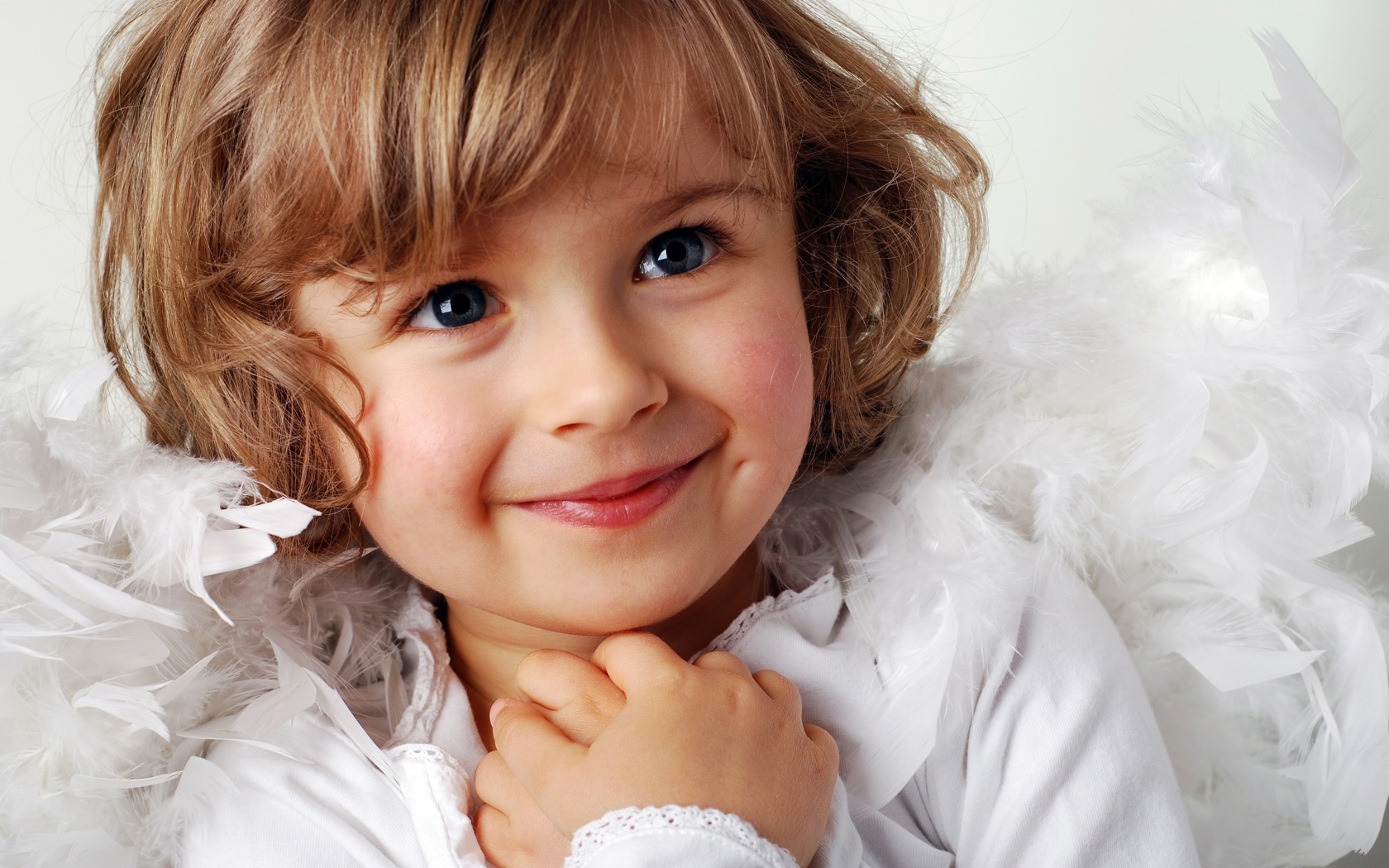 Cute Babies Wallpapers Free Download: Cute Haircut Baby Girl Wallpapers In Jpg Format For Free