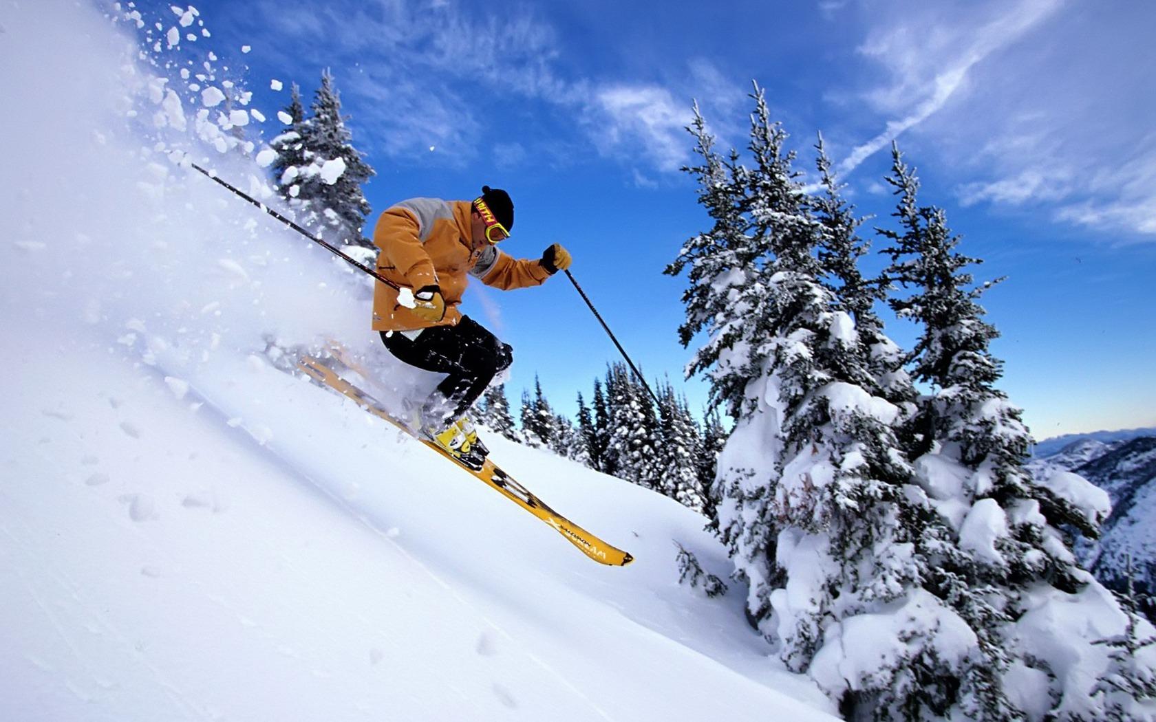 Ski wallpaper ski sports wallpapers in jpg format for free - Ski wallpaper ...