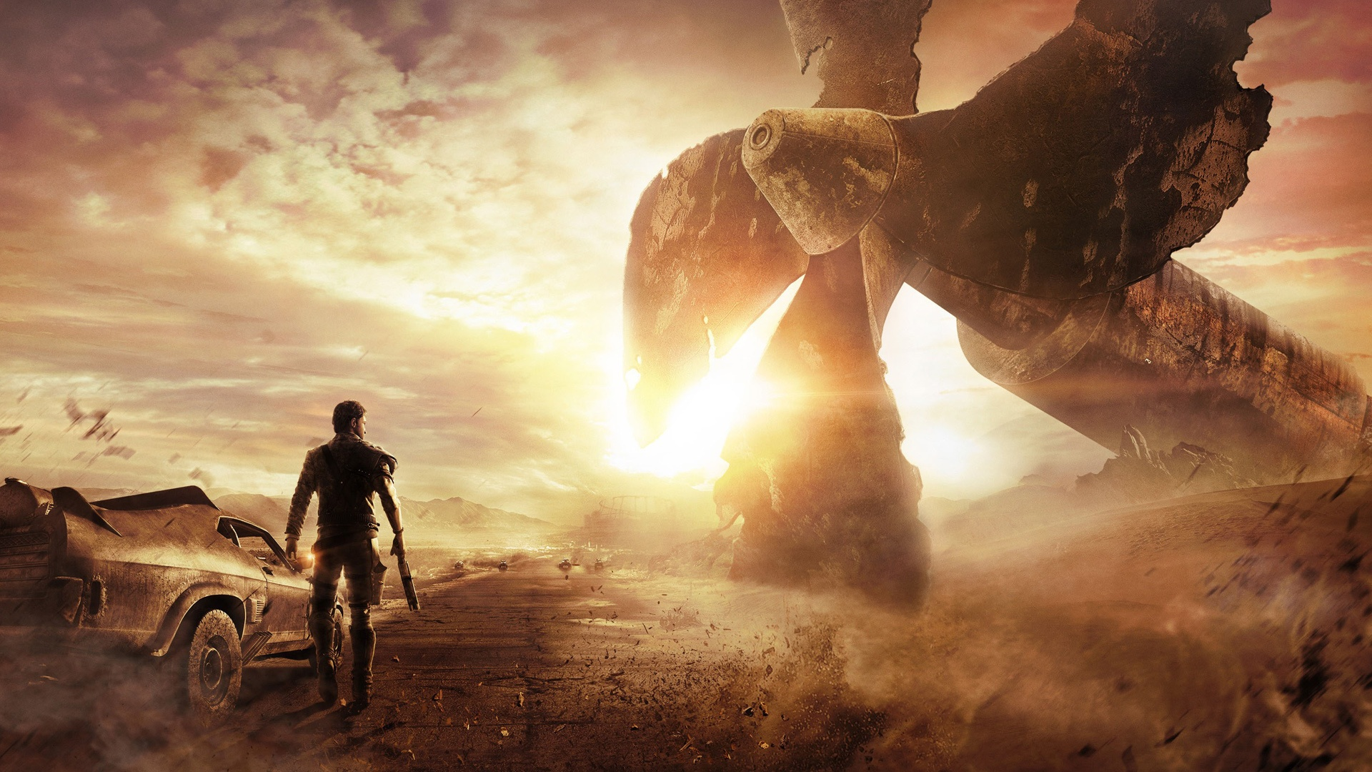 2014 mad max game wallpapers in jpg format for free download