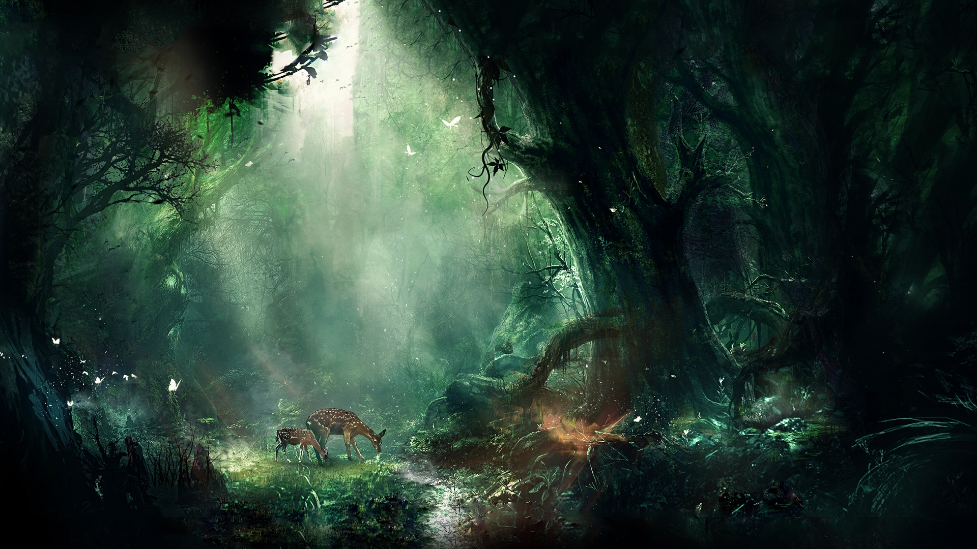 bambi jungle wallpapers in jpg format for free download