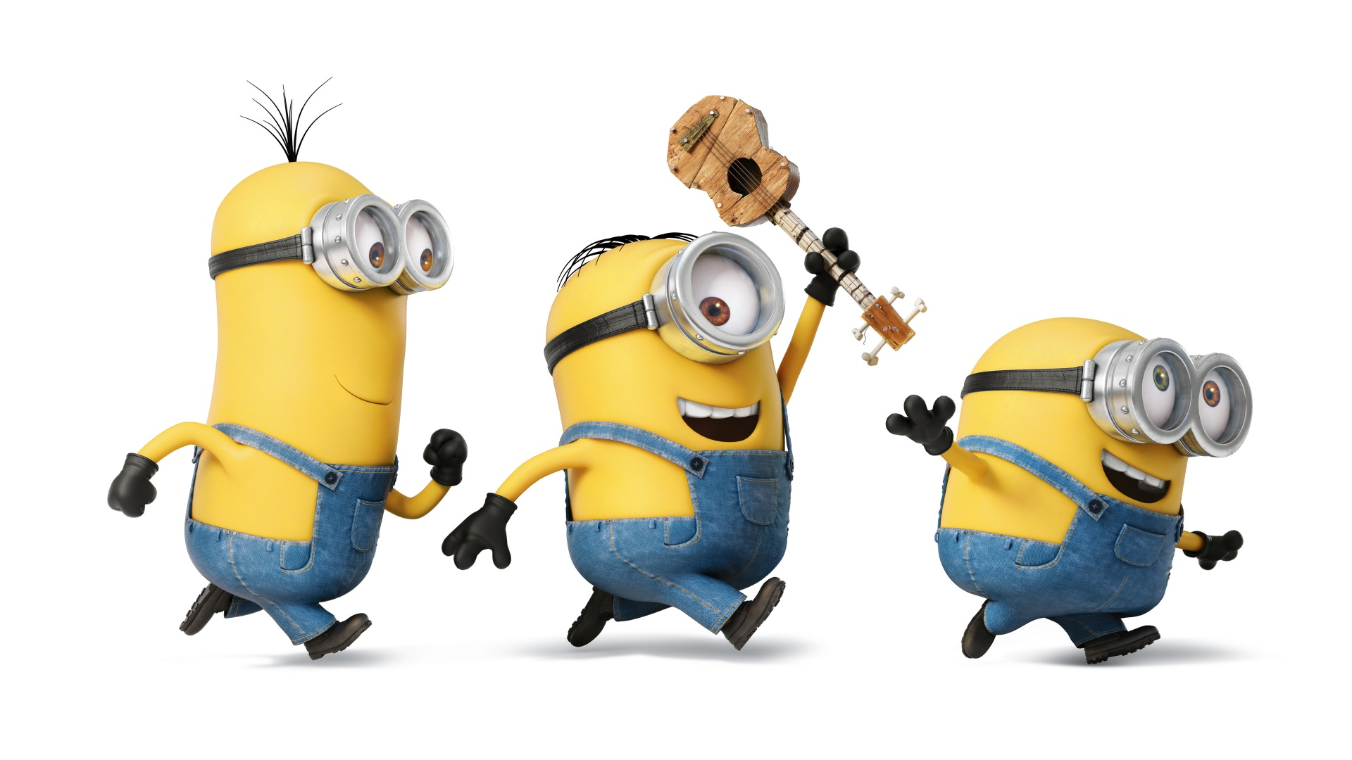 Minions Playing Wallpapers In Jpg Format For Free Download