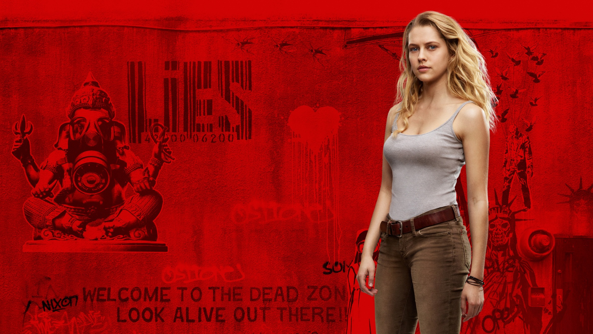 Teresa Palmer in Warm Bodies Wallpapers in jpg format for free ...