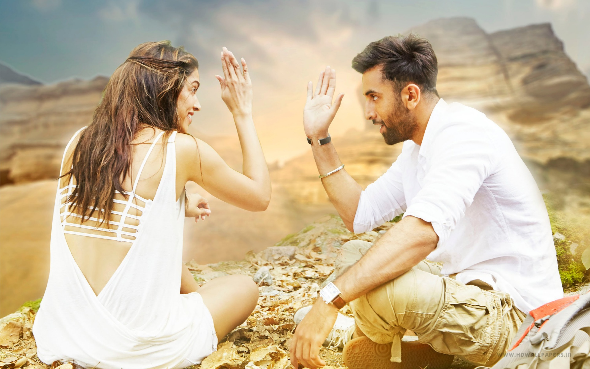 Deepika Ranbir Tamasha Movie Wallpapers in jpg format for ...