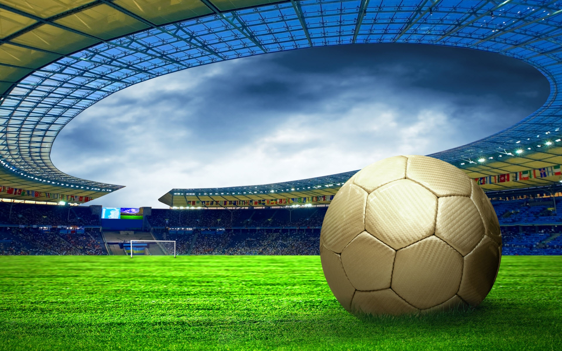 Football & Stadium Wallpapers in jpg format for free download