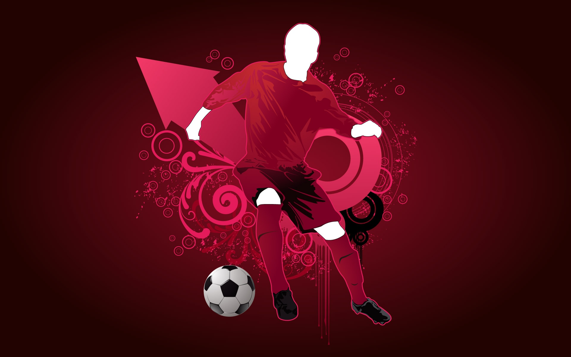 Football Vector HD Wallpapers In Jpg Format For Free Download