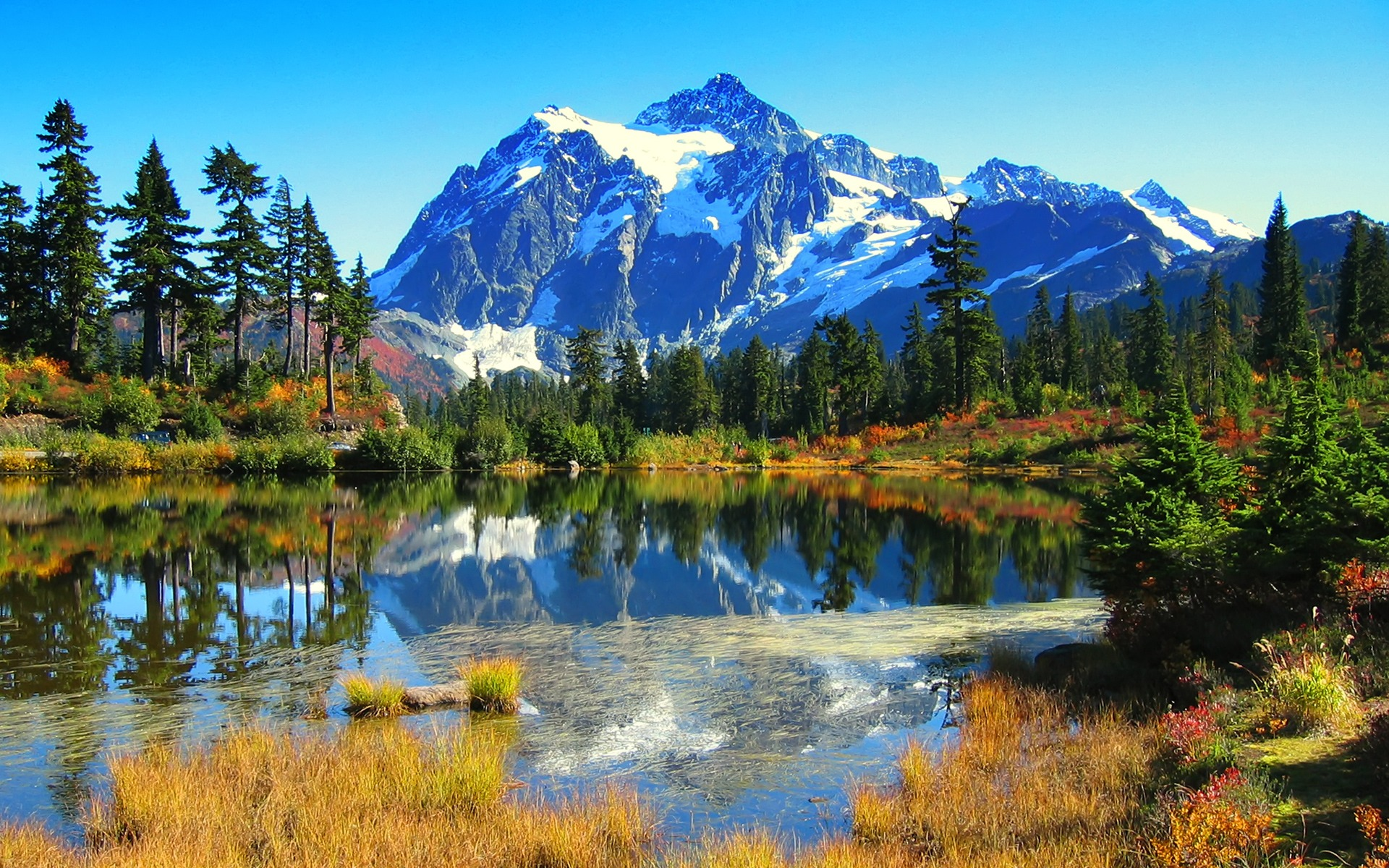 Picture Lake Wallpaper Landscape Nature Wallpapers in jpg ...