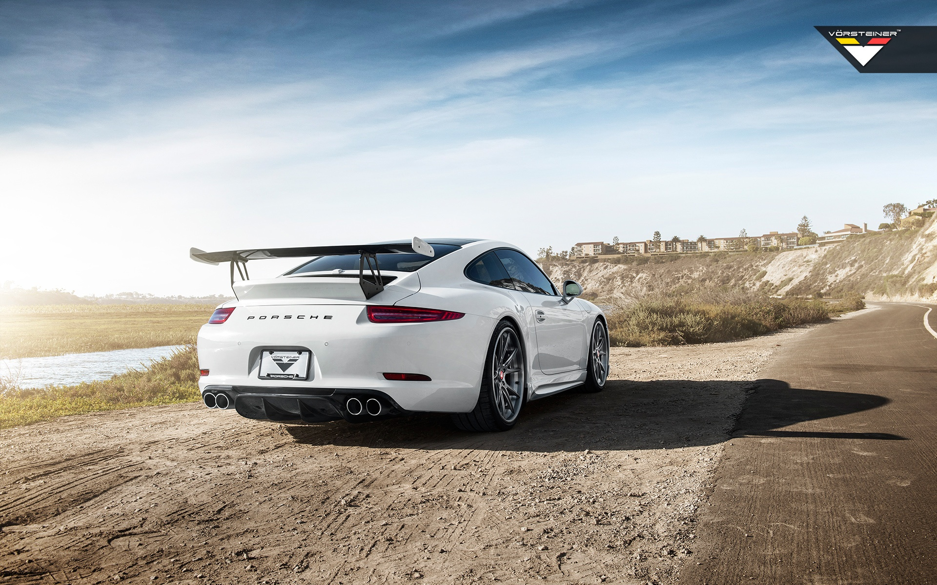 porsche 991 carrera s v gt edition by vorsteiner wallpapers | Free ...