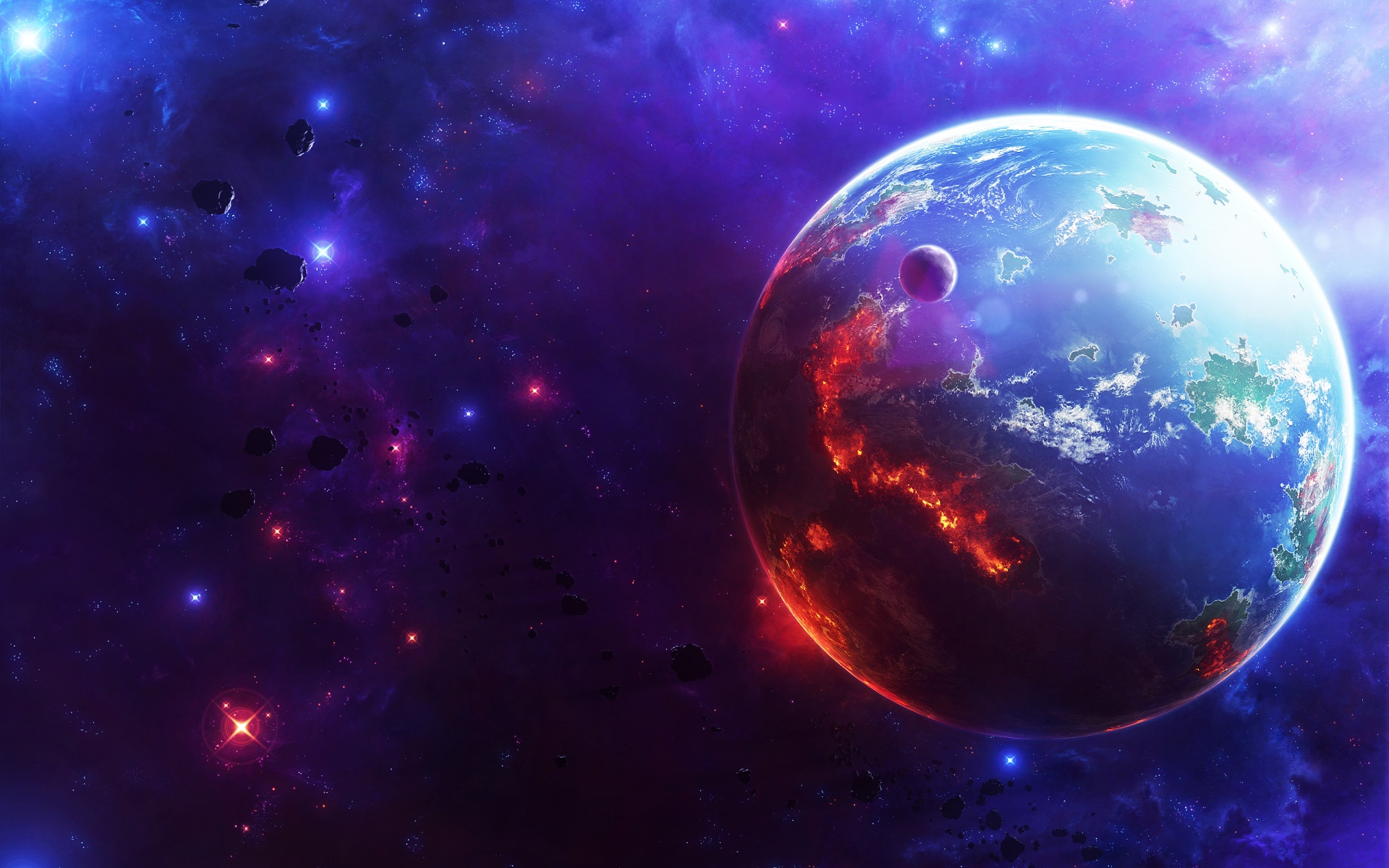 planet space hd wallpapers 1080p - photo #43