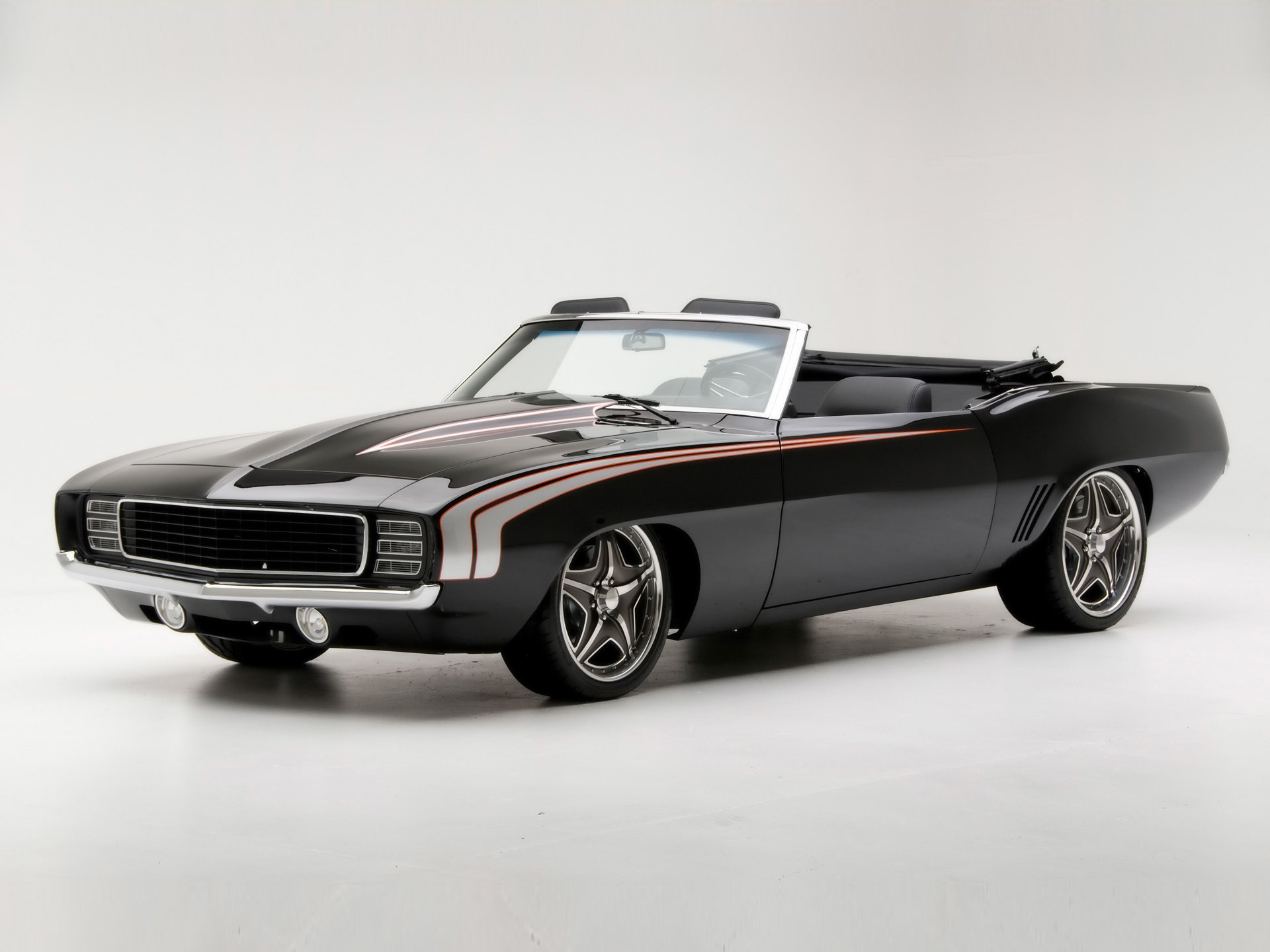 1969 Camaro Convertible Wallpaper Muscle Cars Cars ...