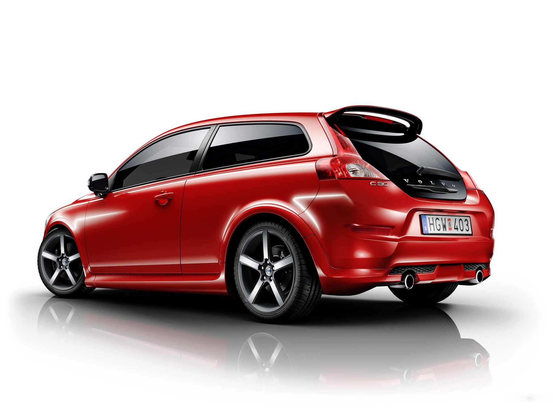 Volvo C30 R Design Wallpaper Volvo Cars Wallpapers in jpg format for free download