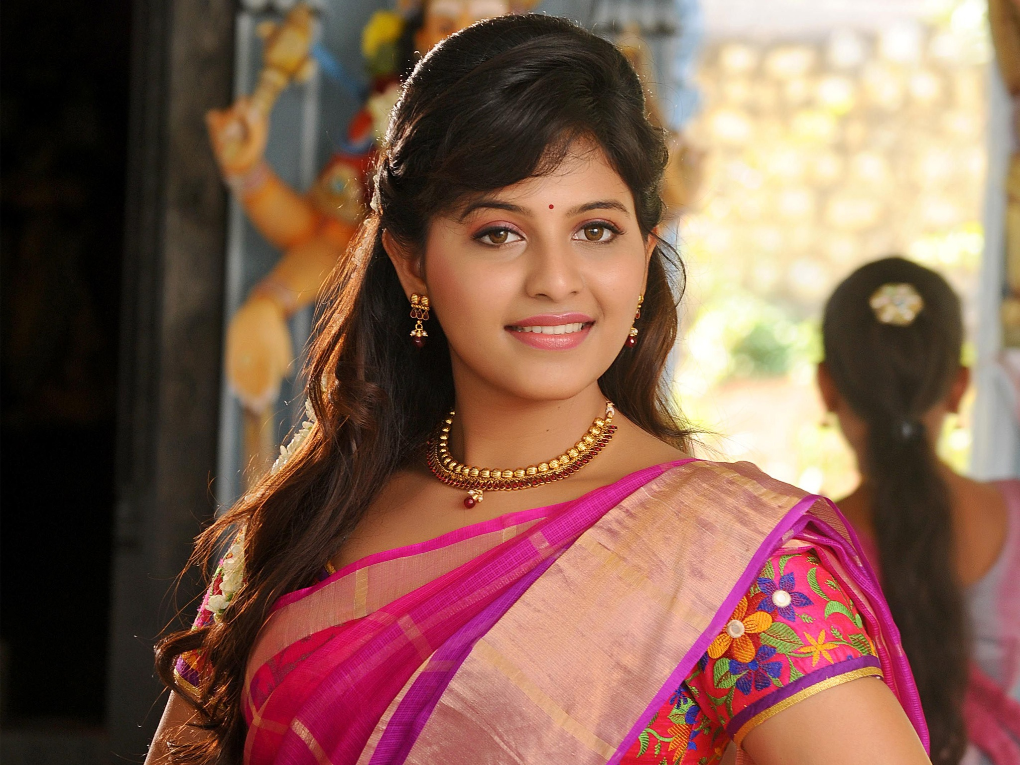 Anjali Tamil Actress Wallpapers In Jpg Format For Free