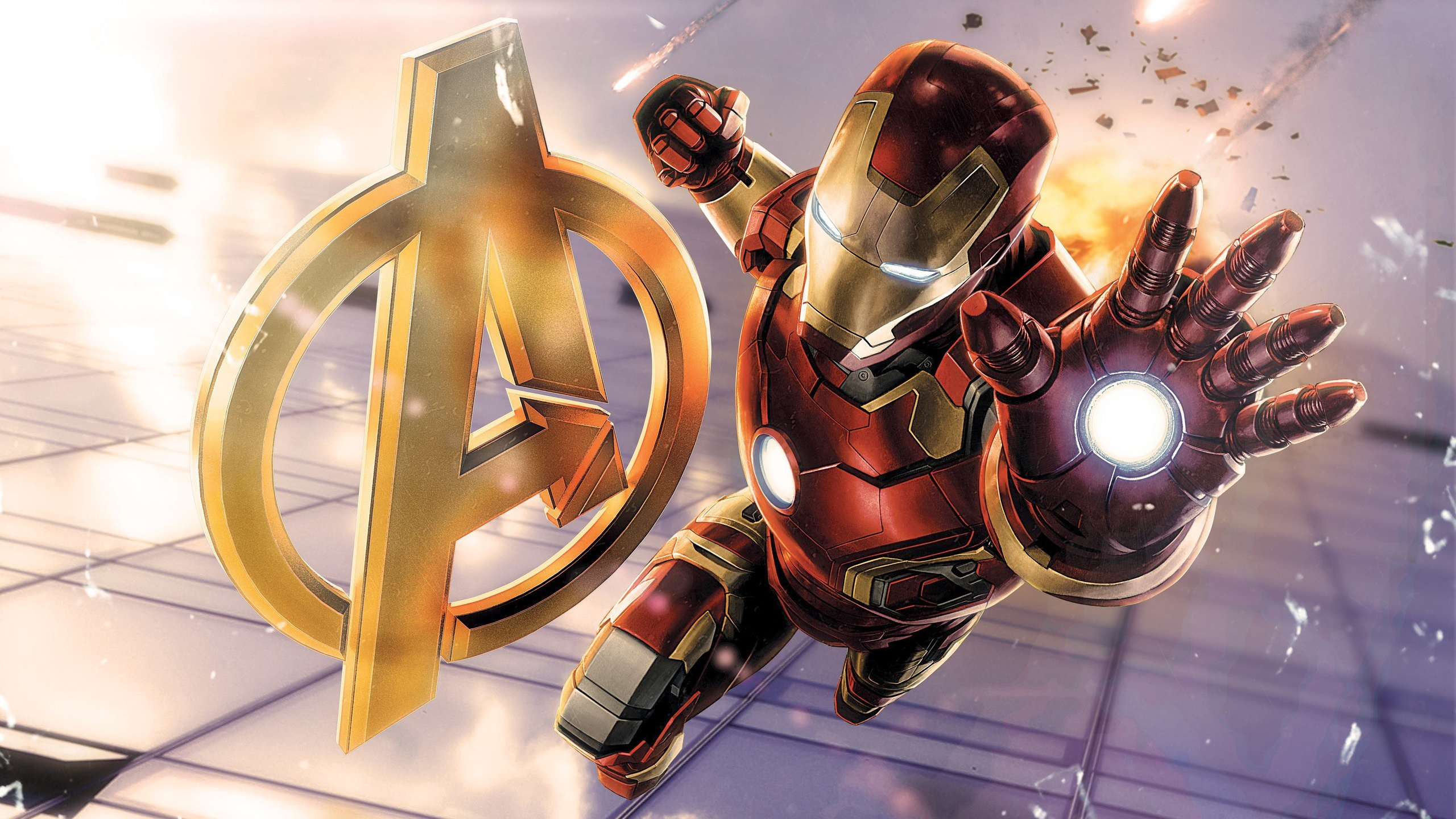 Iron Man Avengers Wallpapers in jpg format for free download