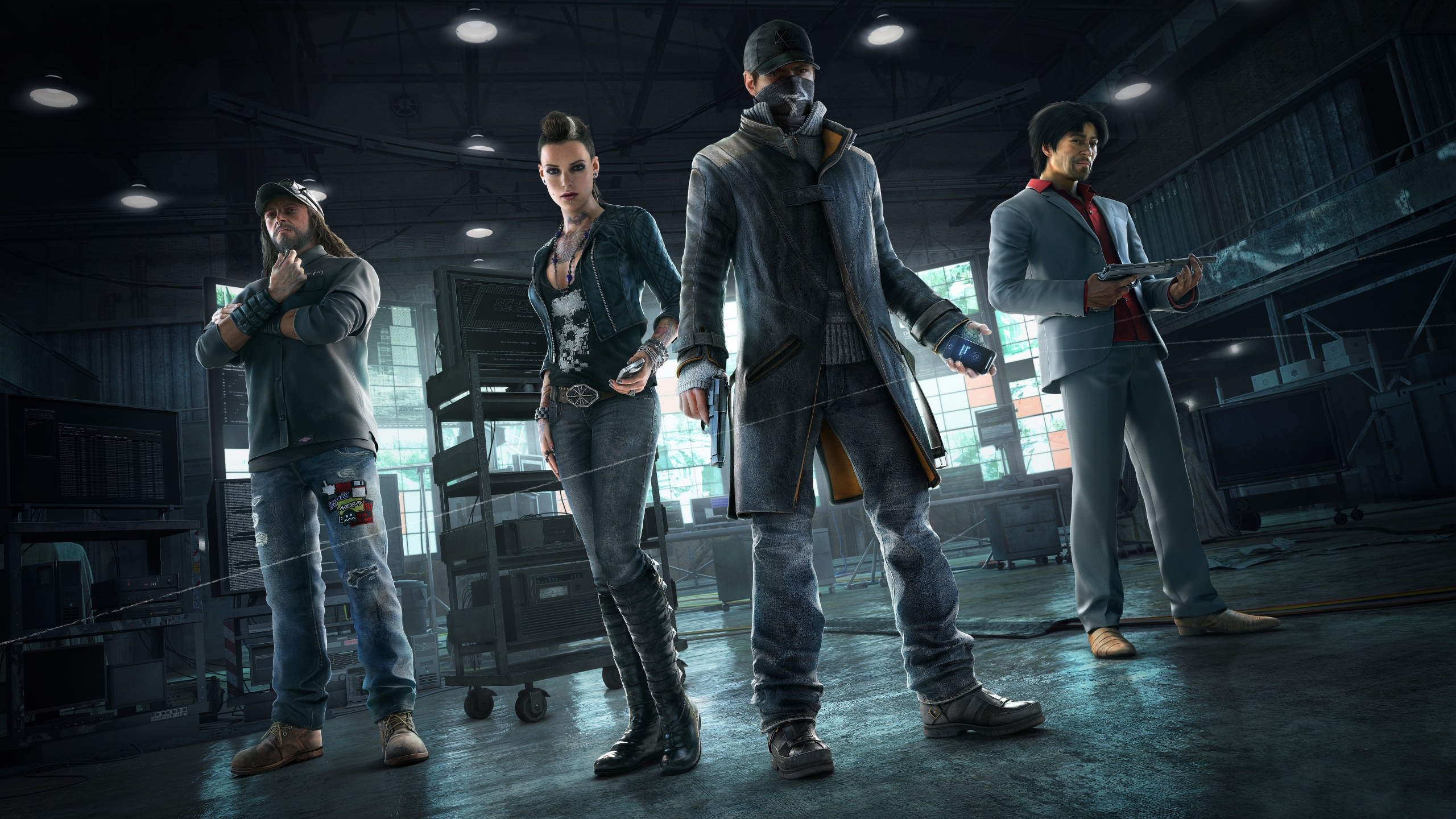 CCC: Watch Dogs Guide/Walkthrough - Act I - Bottom Of The ...